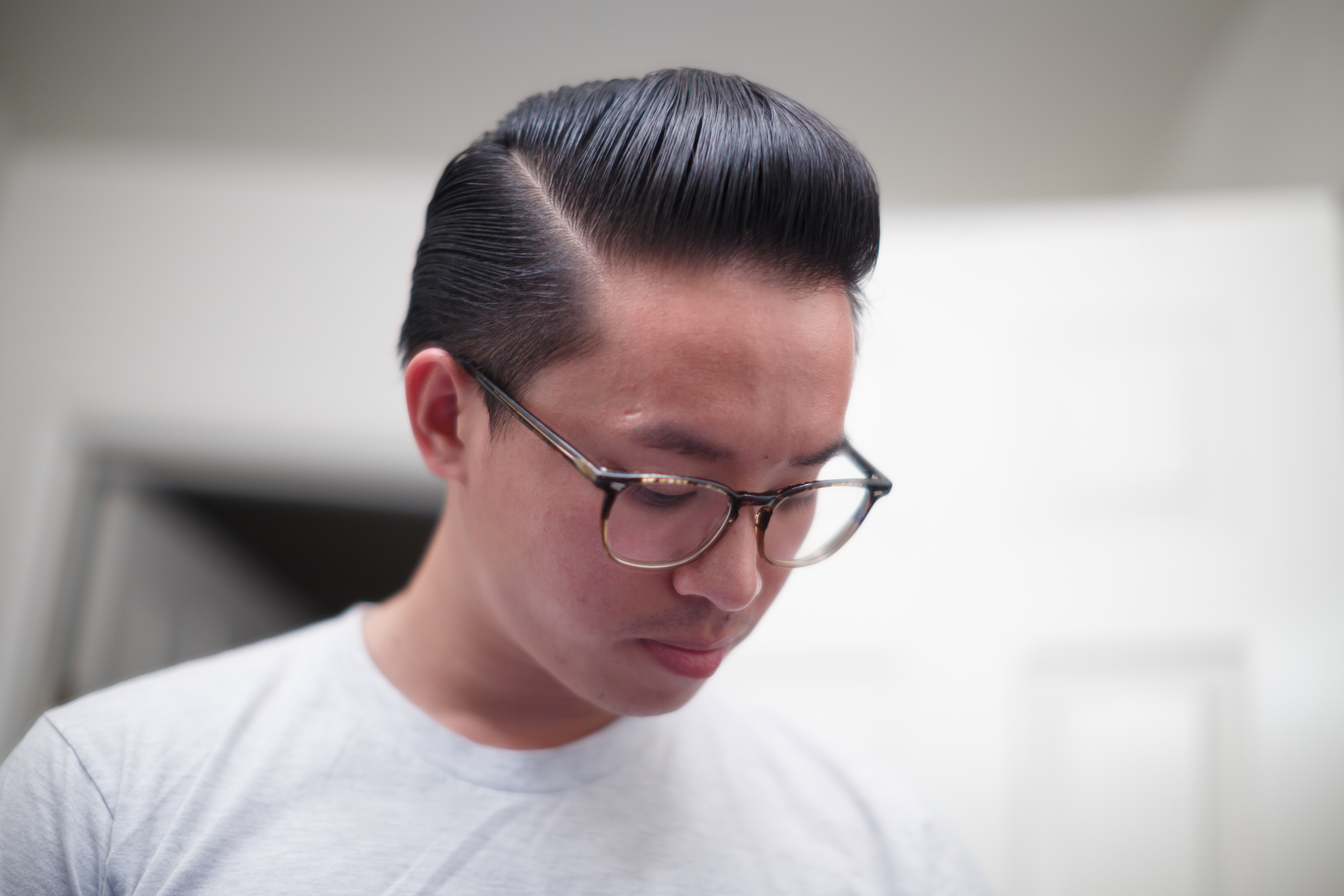 O'Douds Water Based Pomade part