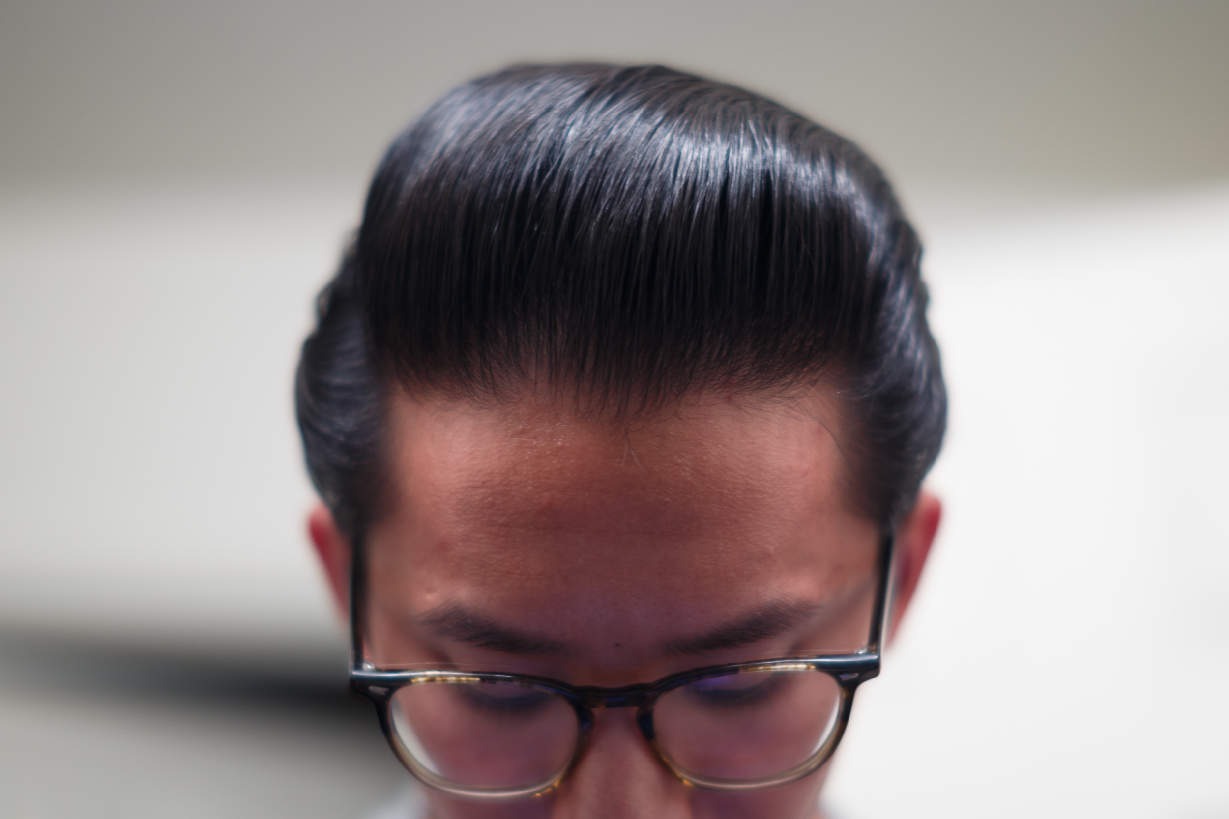 Cool Grease Blue Pomade final pomp