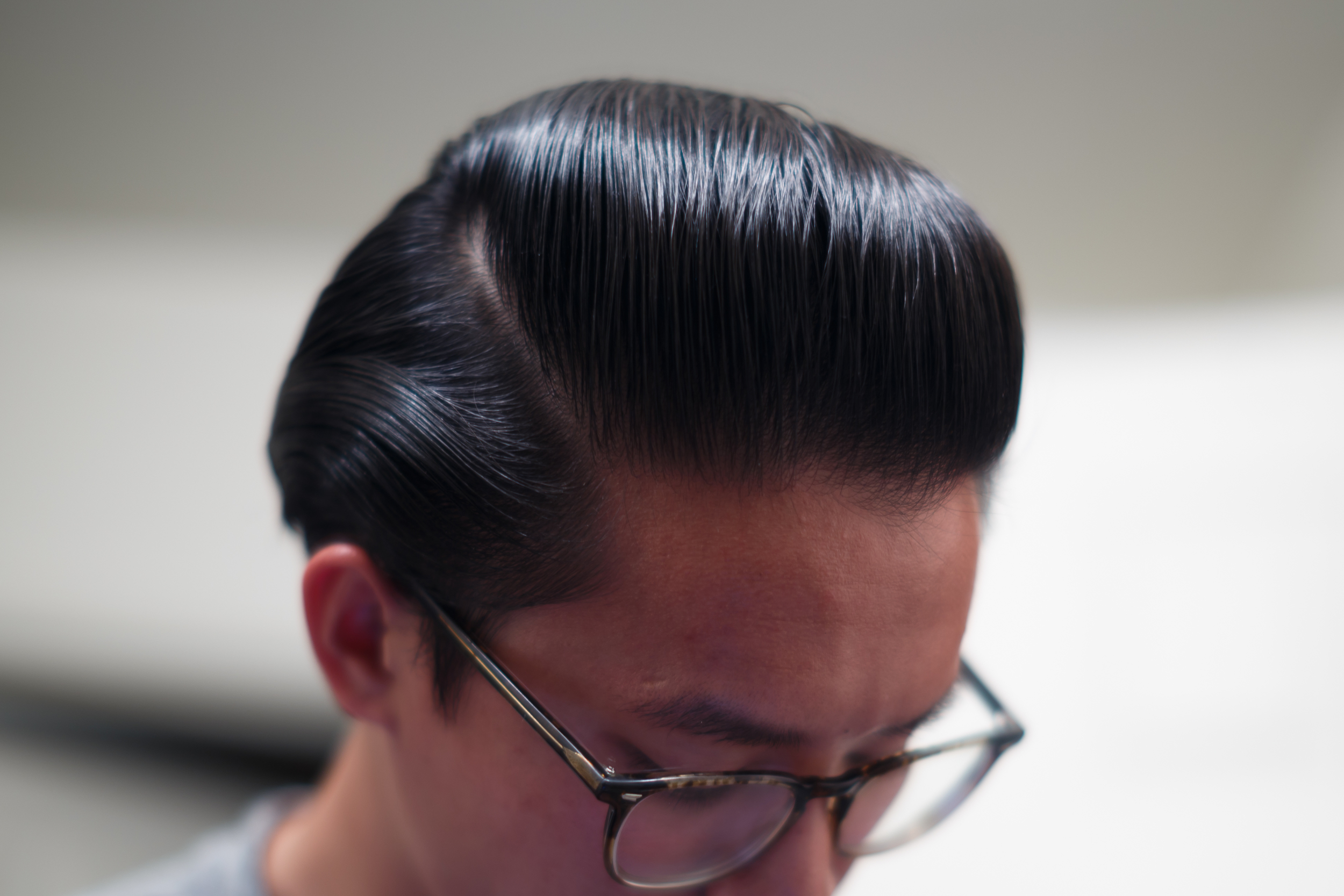 Cool Grease Blue Pomade final part
