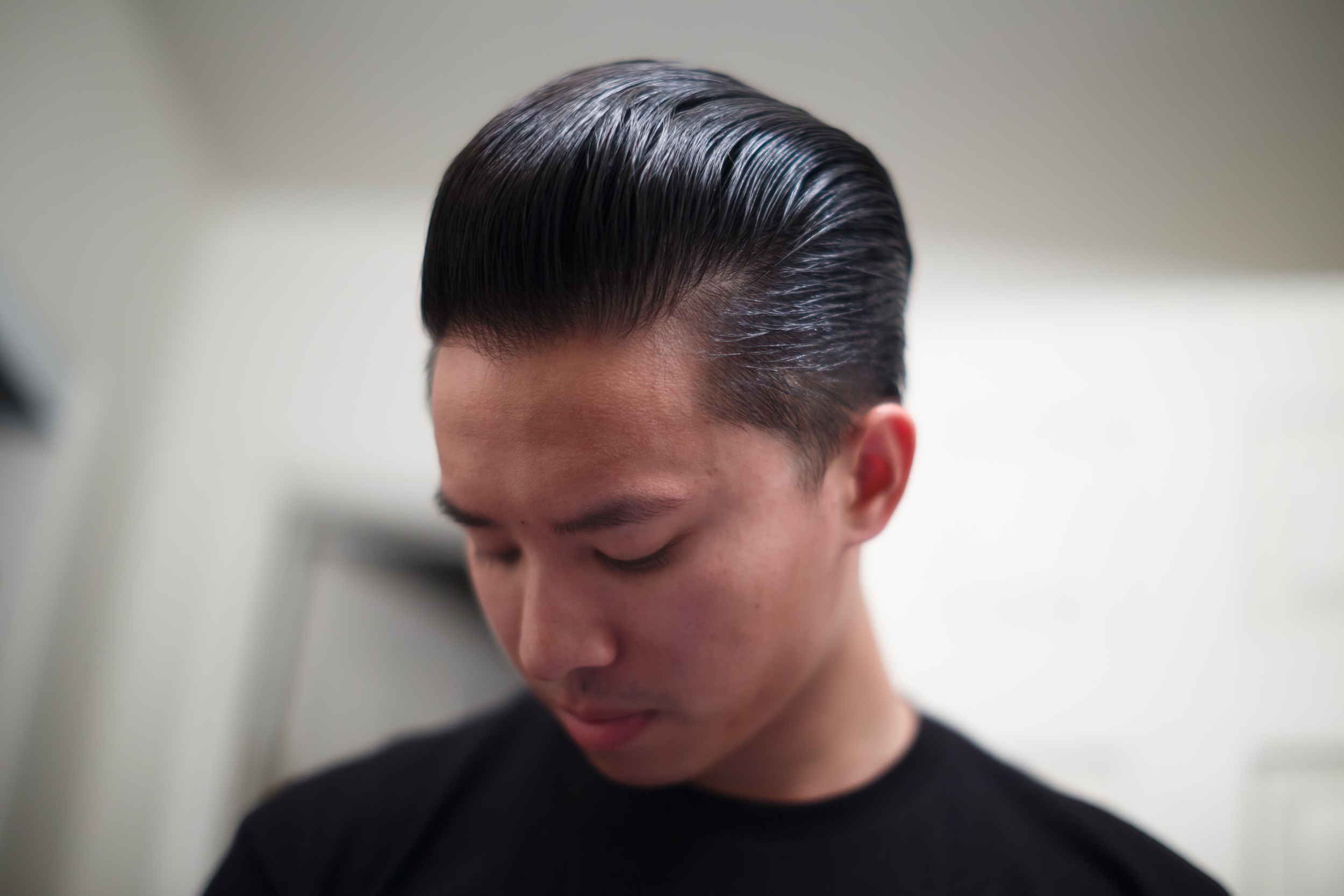 Cool Grease XX Pomade shine