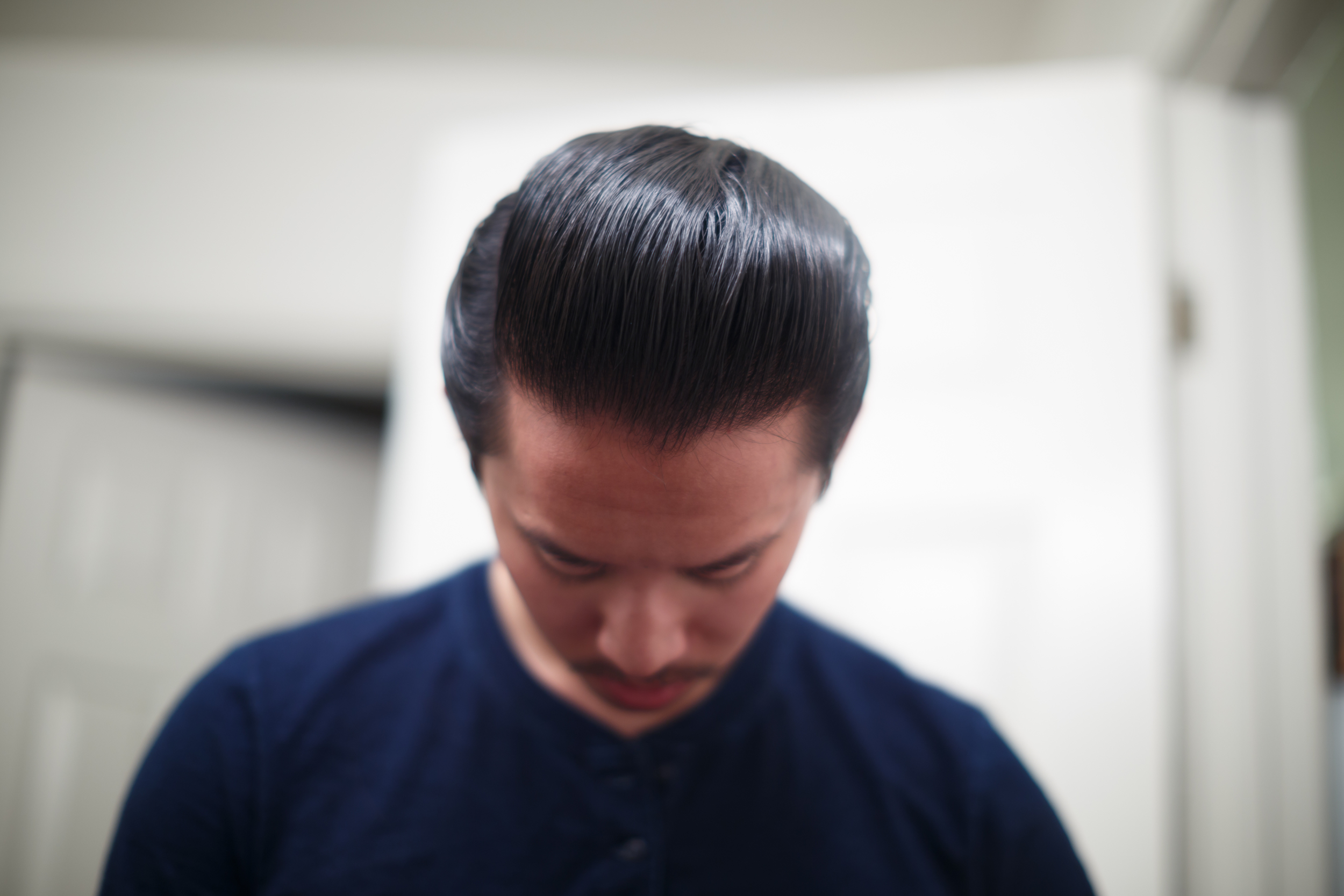 Cool Grease Z Pomade shine