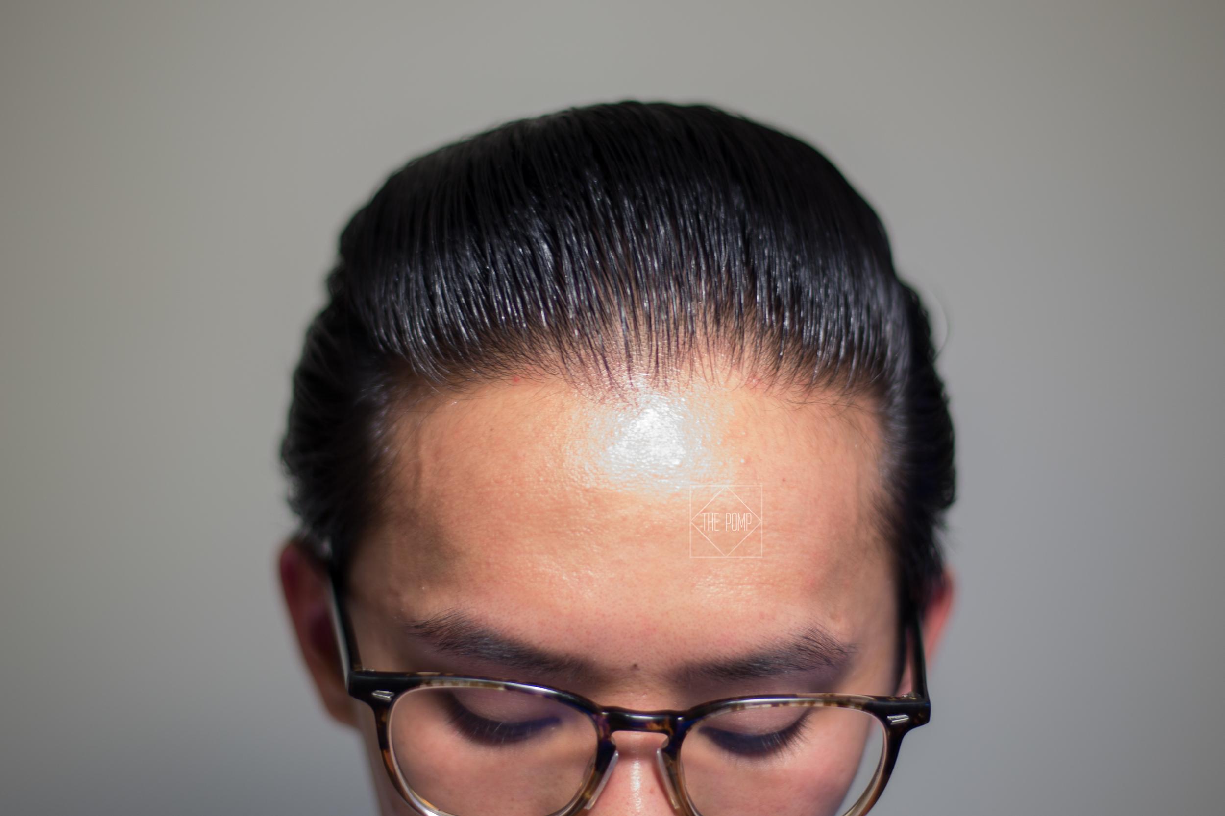 Crownes & Combes Premium Pomade final pomp