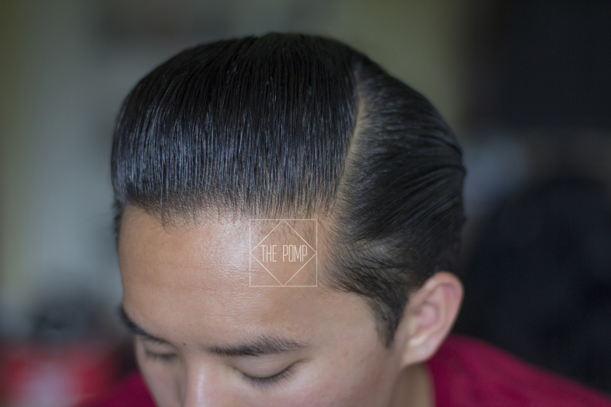 Deluxe Pomade part