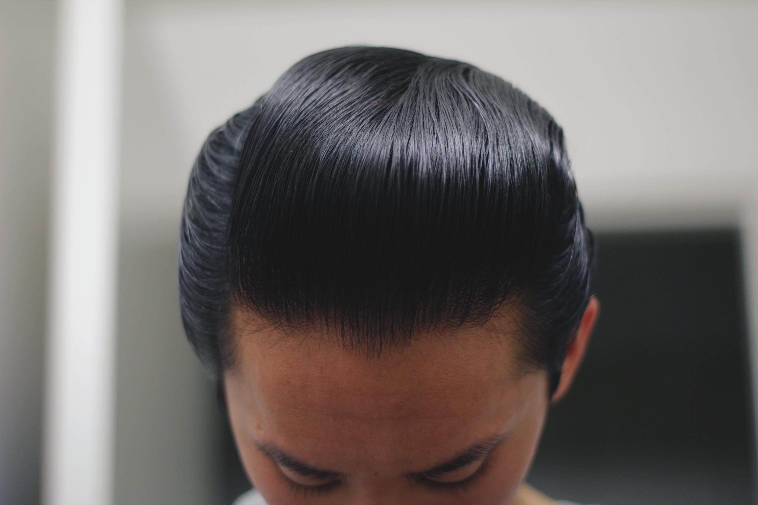 Taylor of Old Bond Street Hair Wax shine