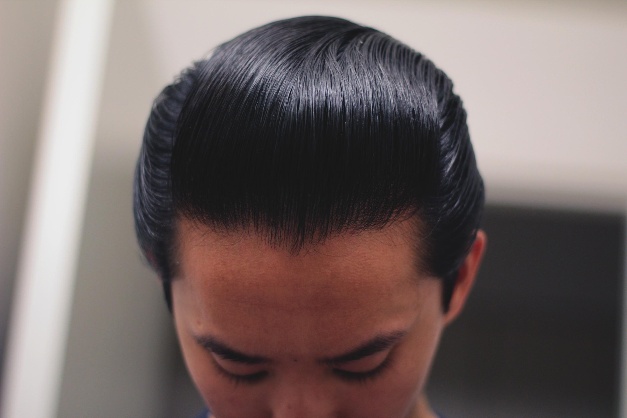 Lockhart's Light Hold Hair Pomade - top