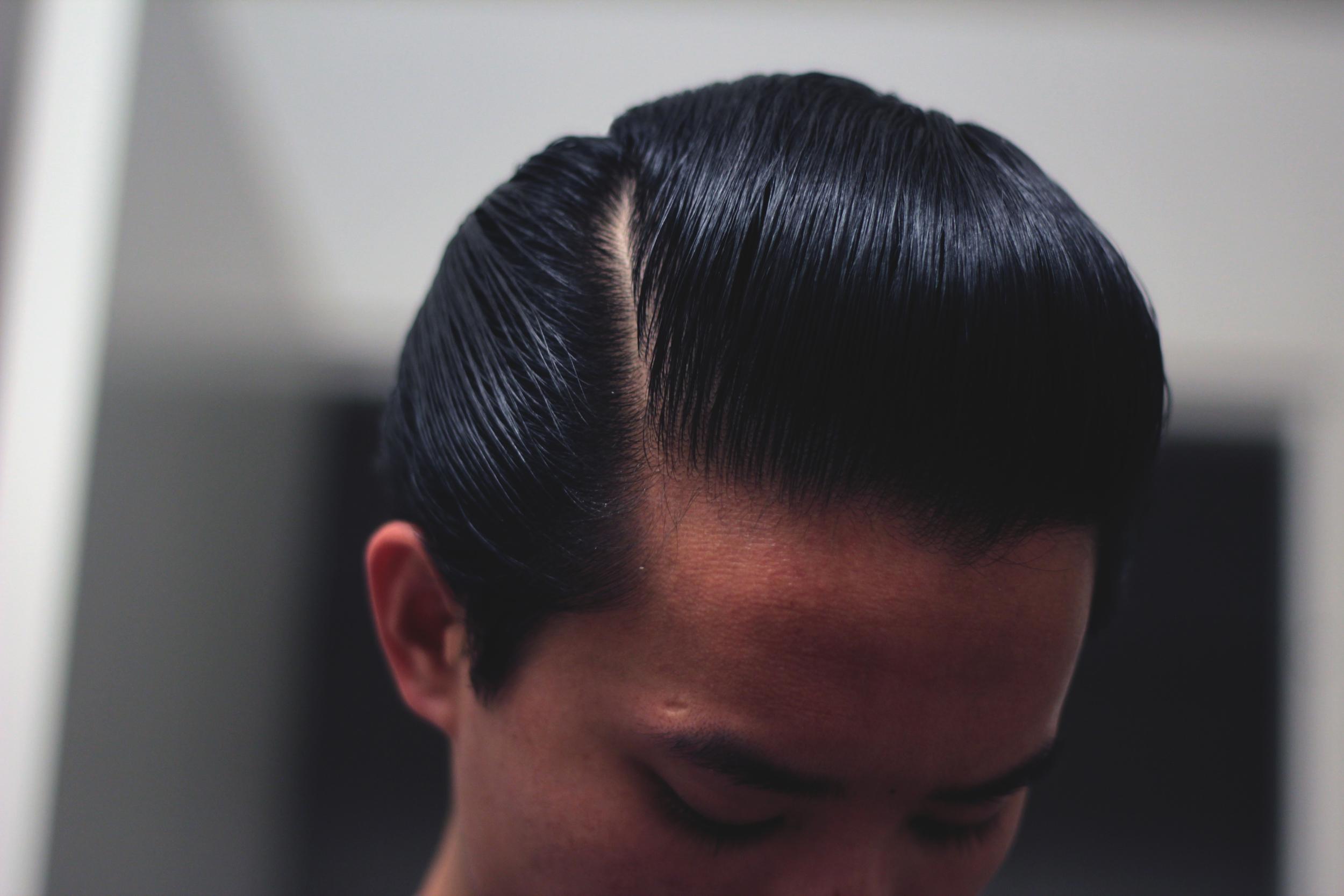 Lockhart's Light Hold Hair Pomade - part