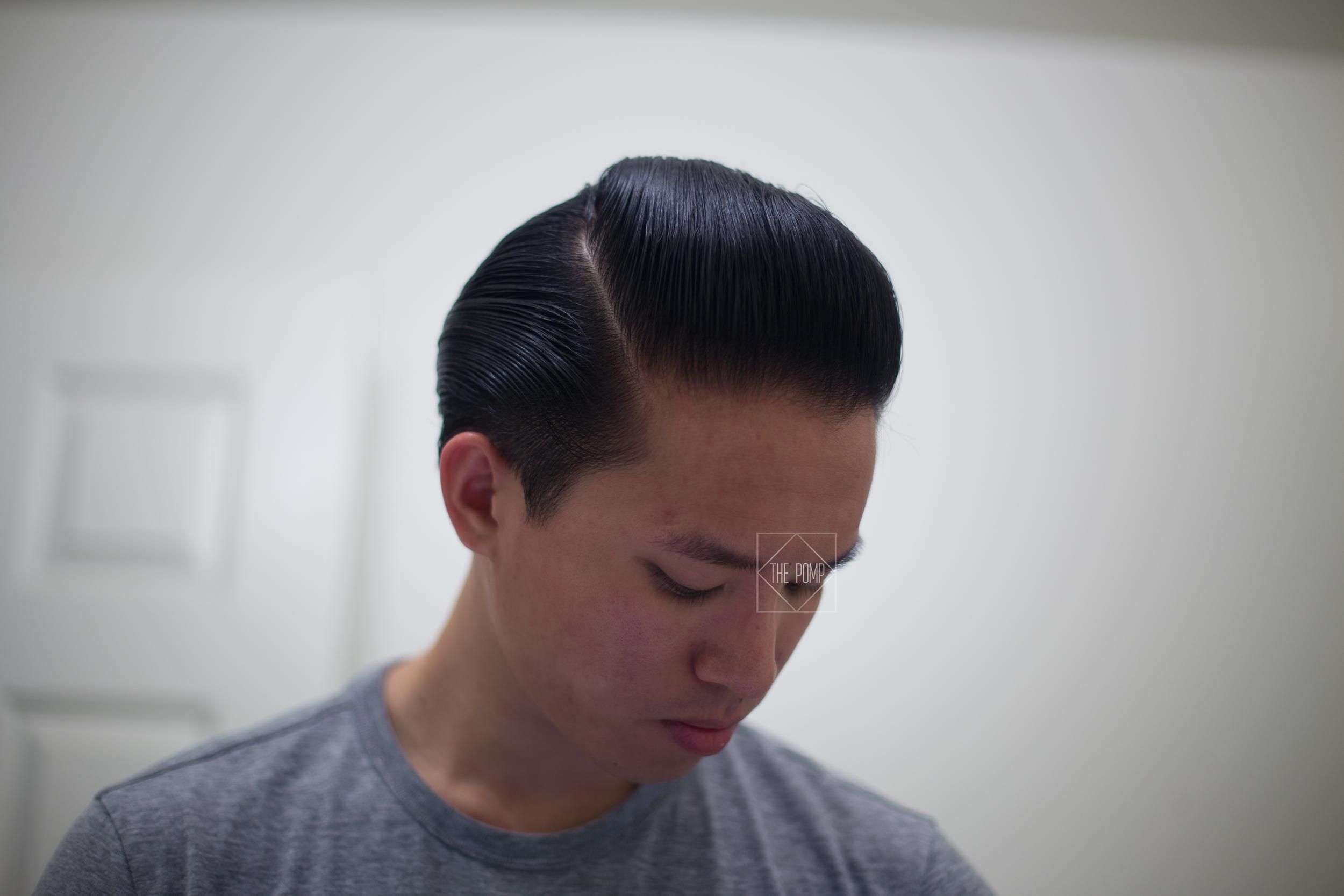 Uppercut Featherweight Hair Paste part