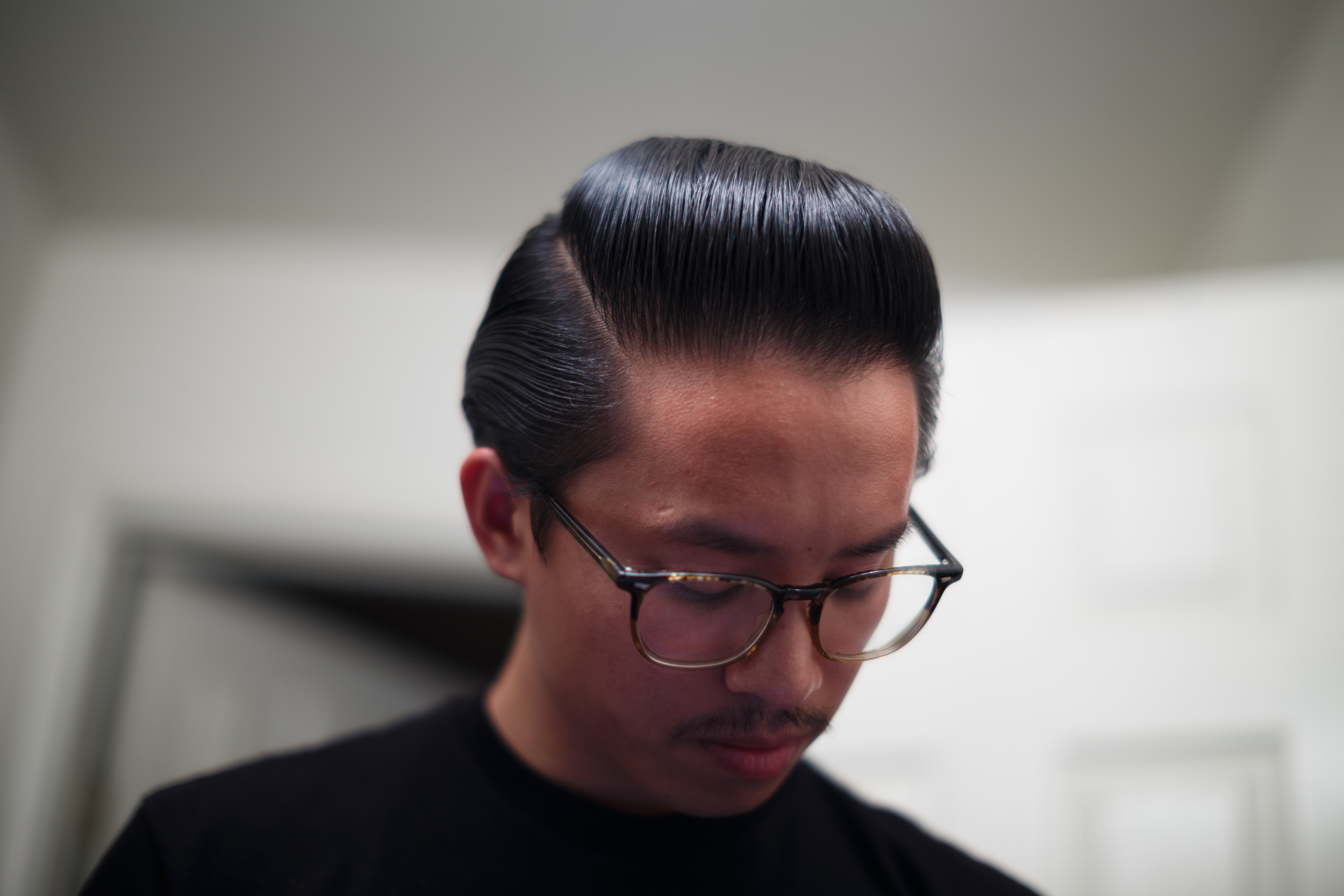 Cool Grease Red Pomade final part