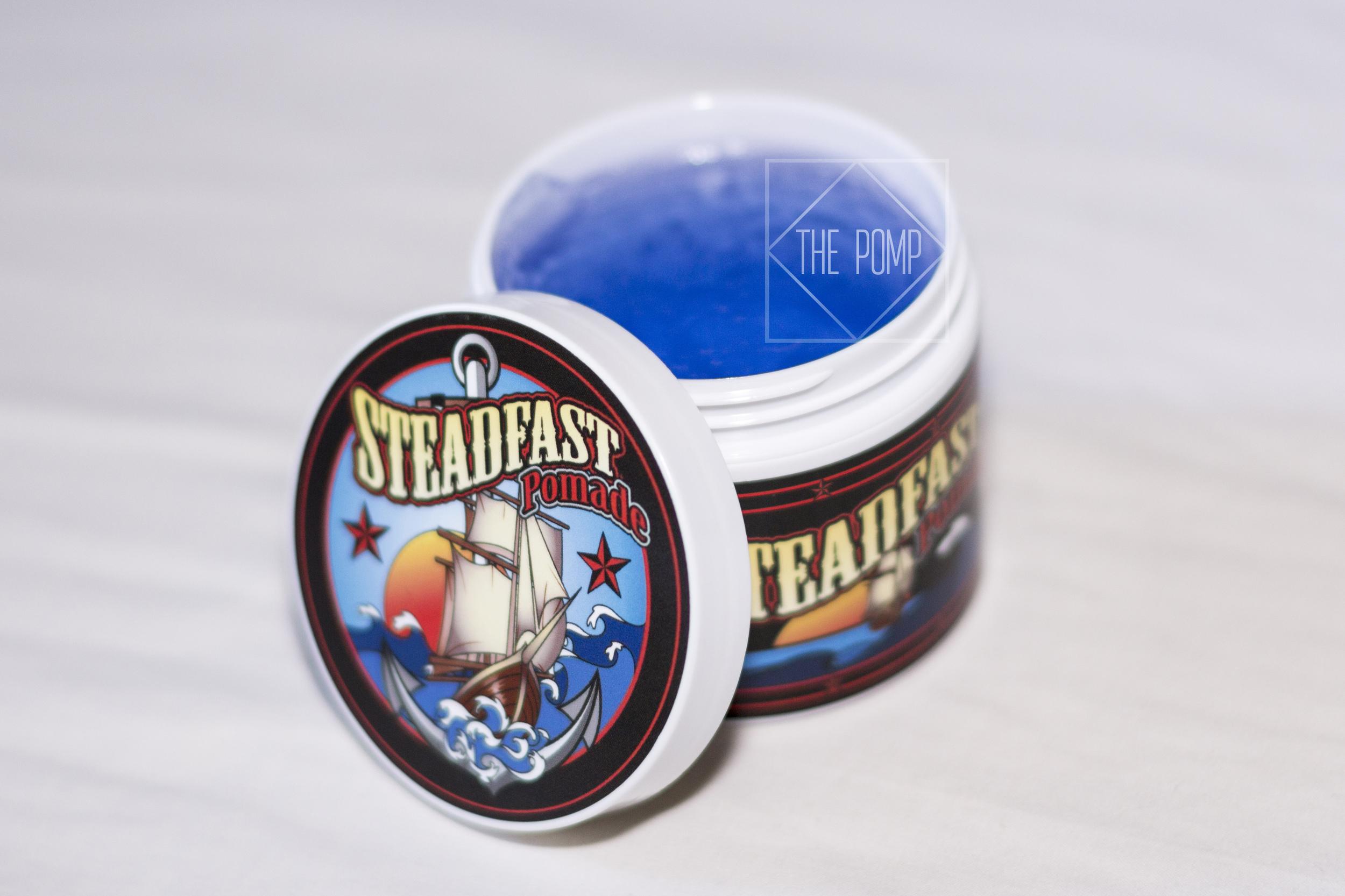 Steadfast Pomade texture