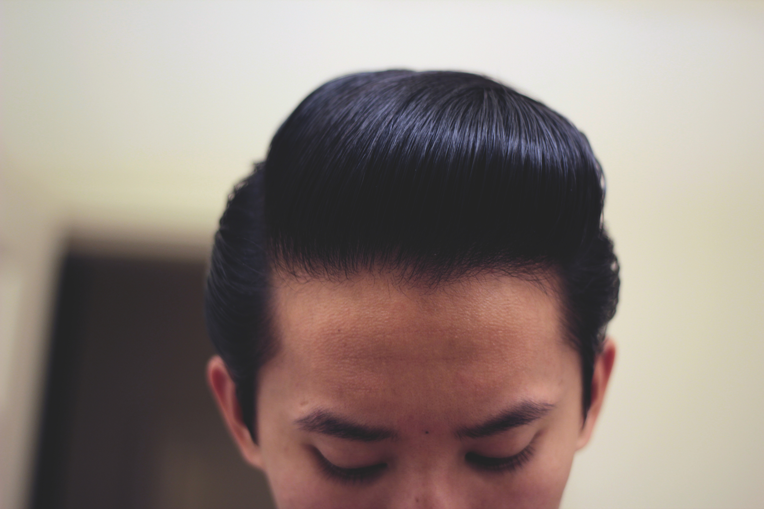 Daimon Barber Hair Pomade - Pomp Front