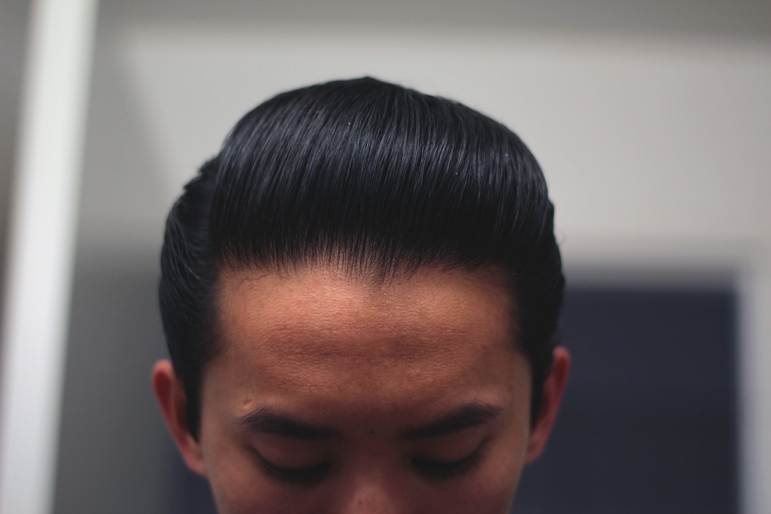 Layrite Deluxe Pomade pompadour