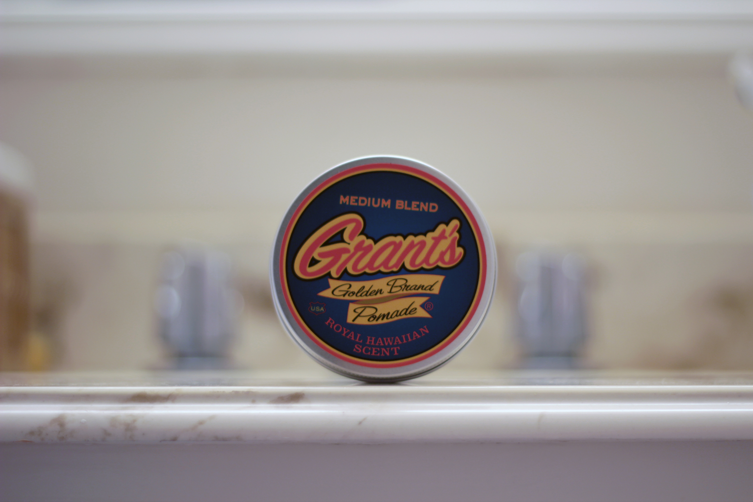 grant's golden brand medium blend jar
