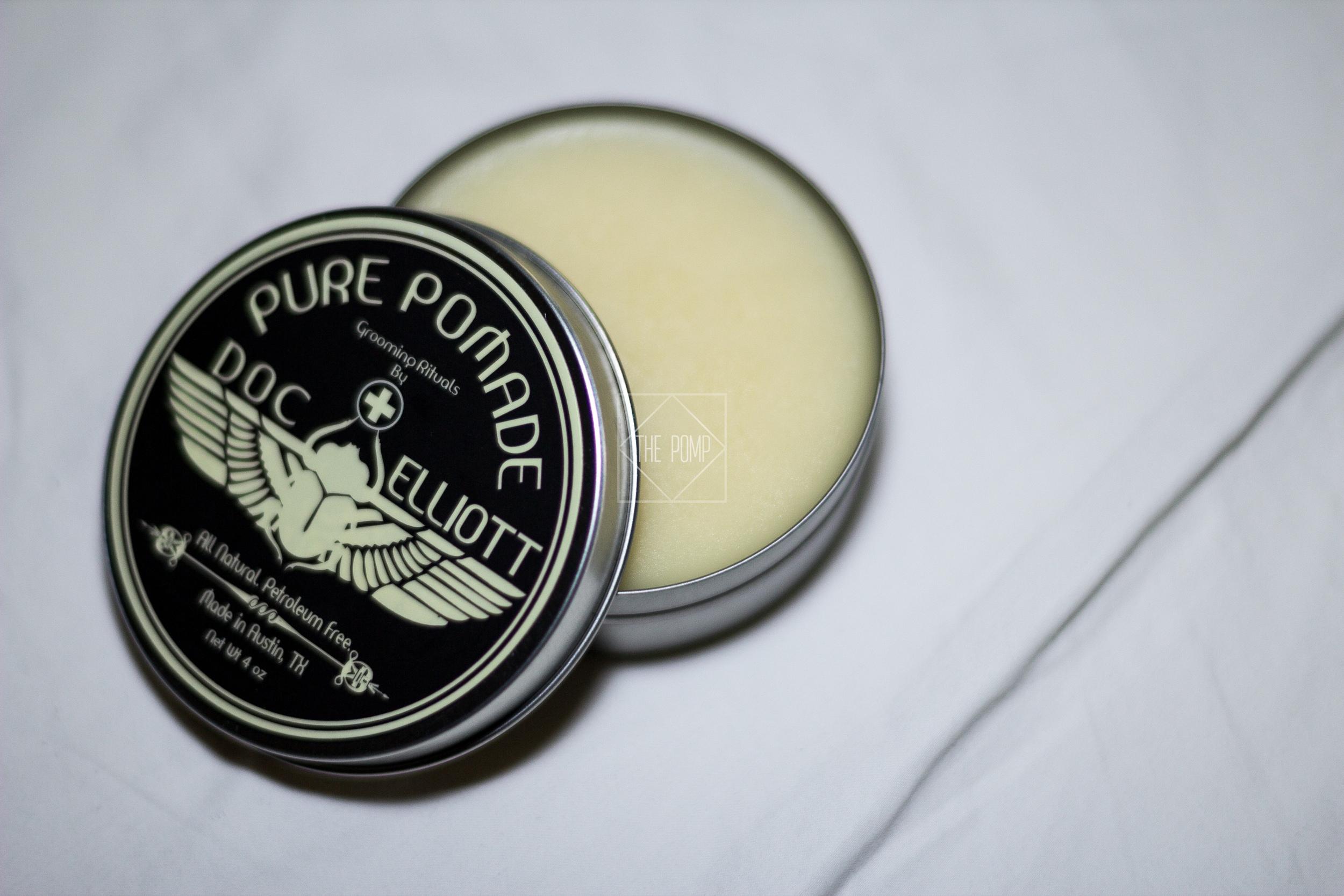 Doc Elliott Pure Pomade texture
