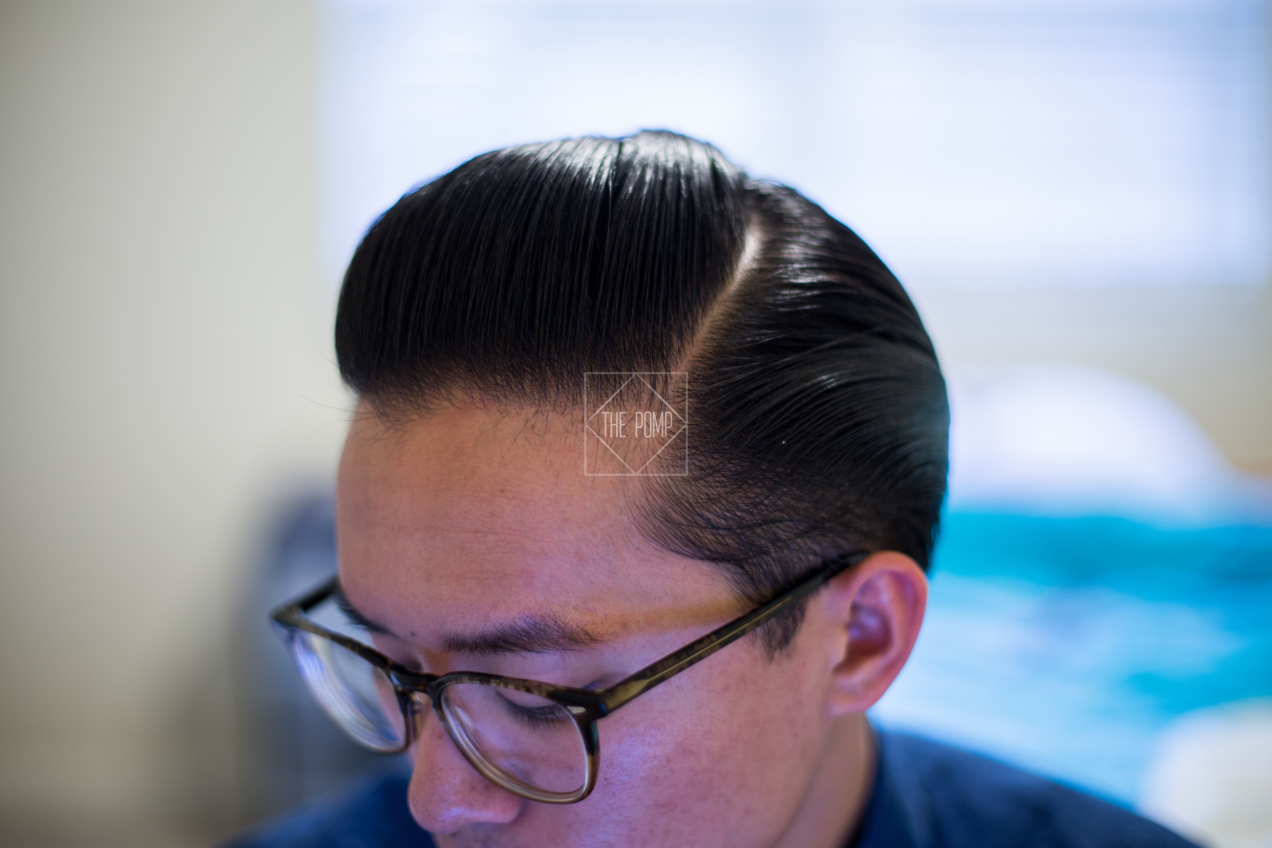 The Iron Society Firm Hold Pomade part
