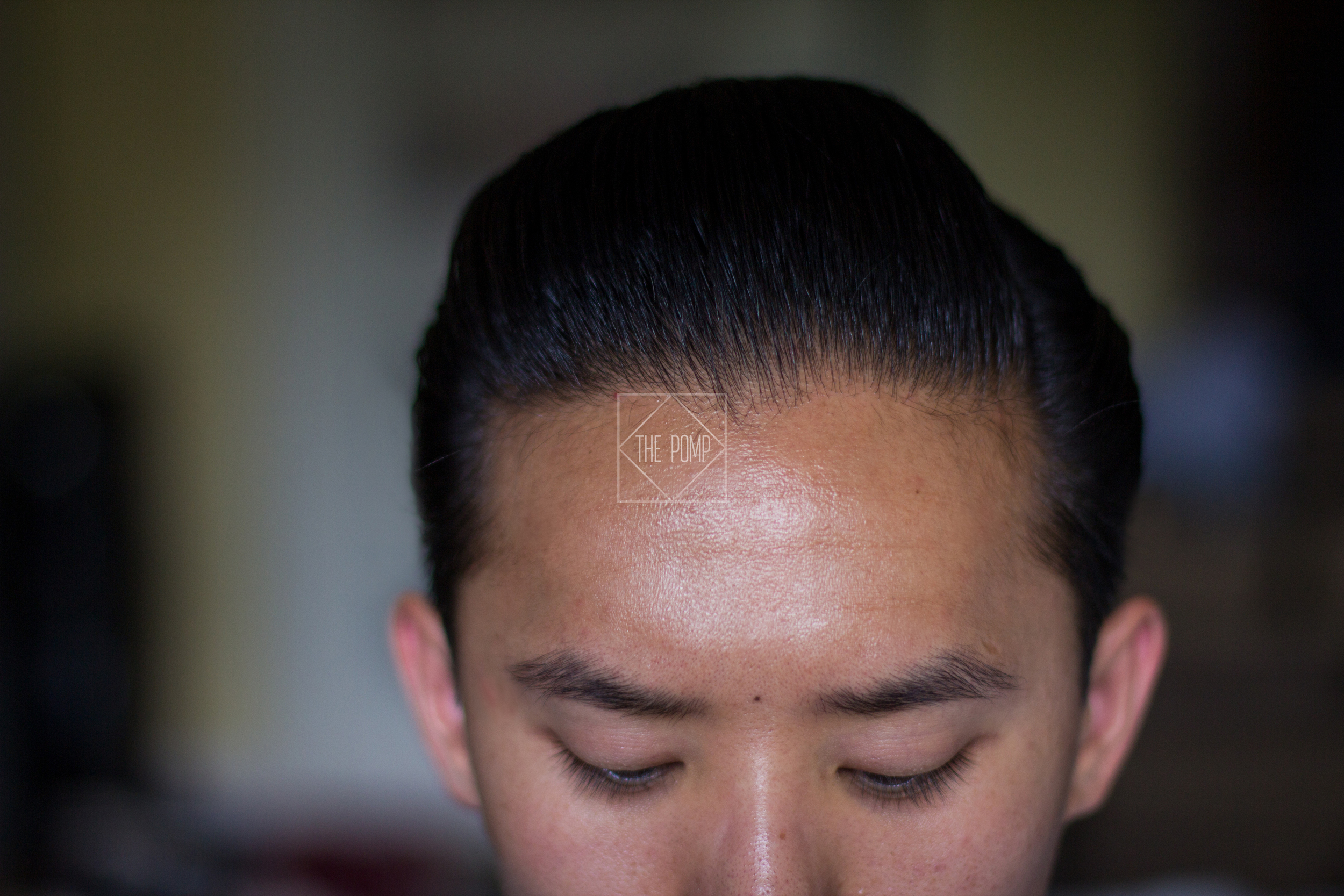 Crown Pomade Black pomp