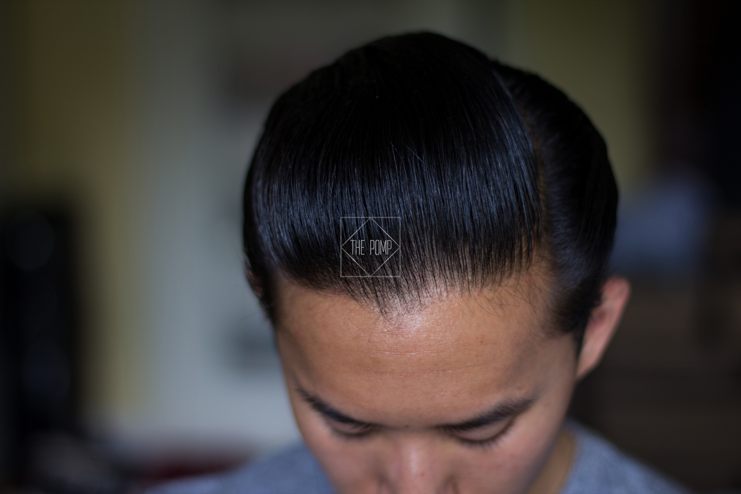 Crown Pomade Black shine
