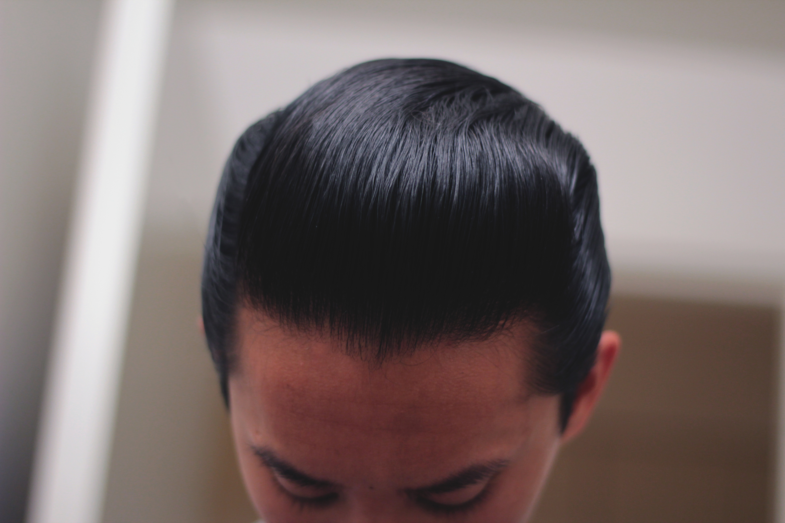 Lockhart's Authentic Hair Pomade Heavy Hold pompadour