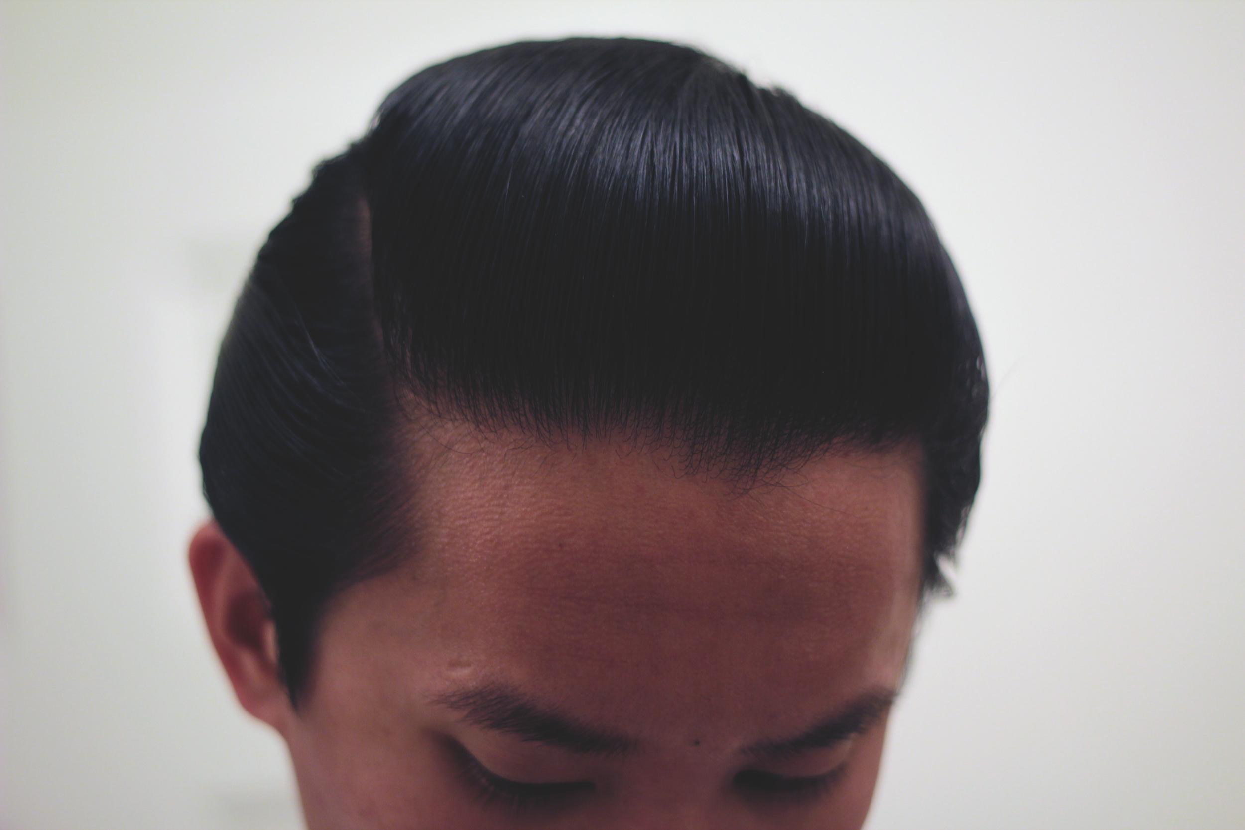 Grandad's Heavy Weight Hair Pomade - pomp part
