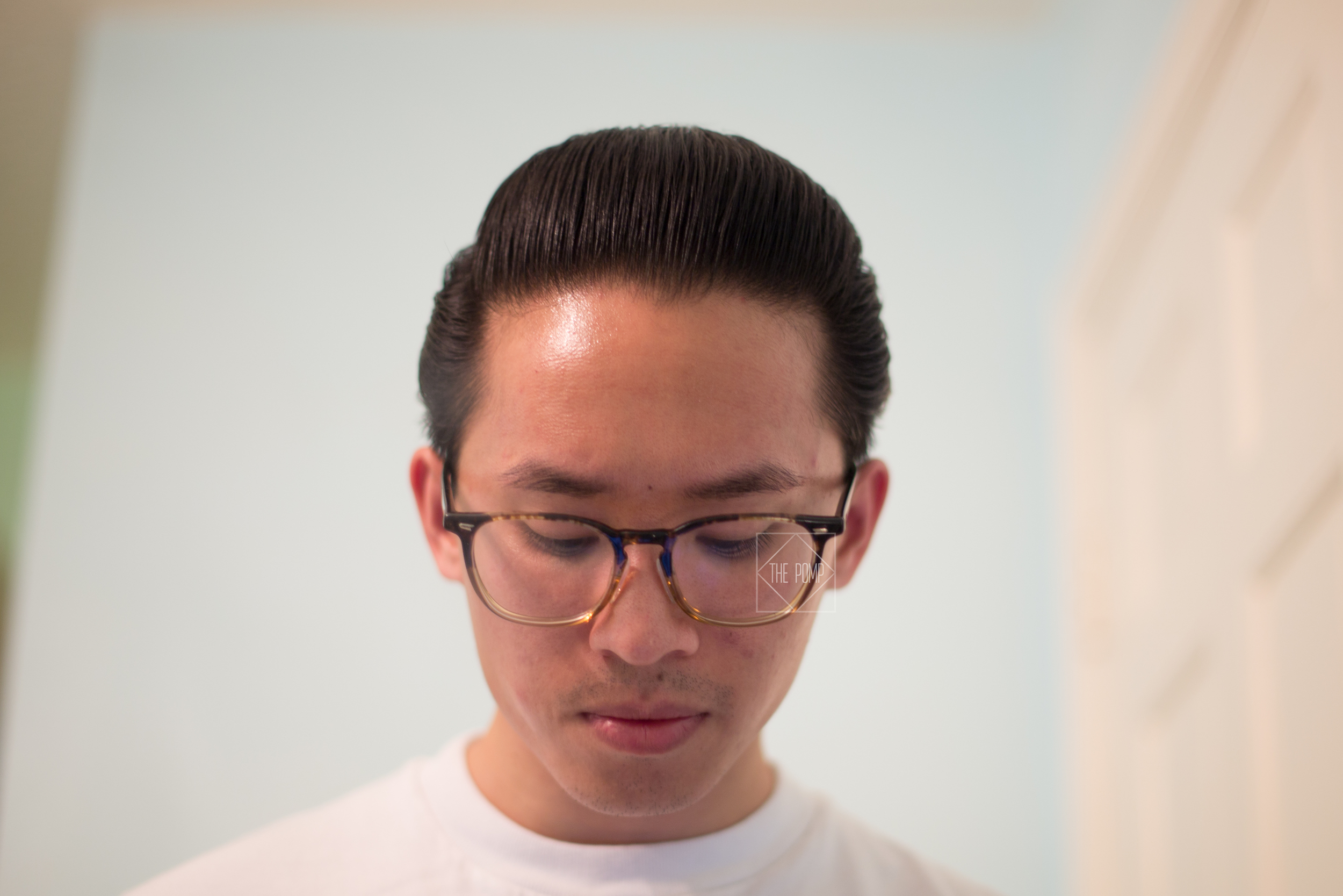 The Daimon Barber Hair Pomade No.2 final pomp