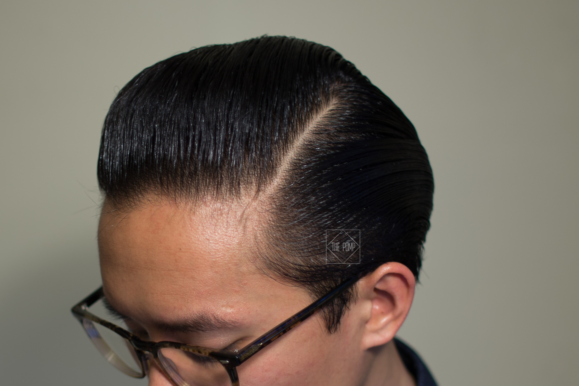 The Mail Room Barber Pomade part