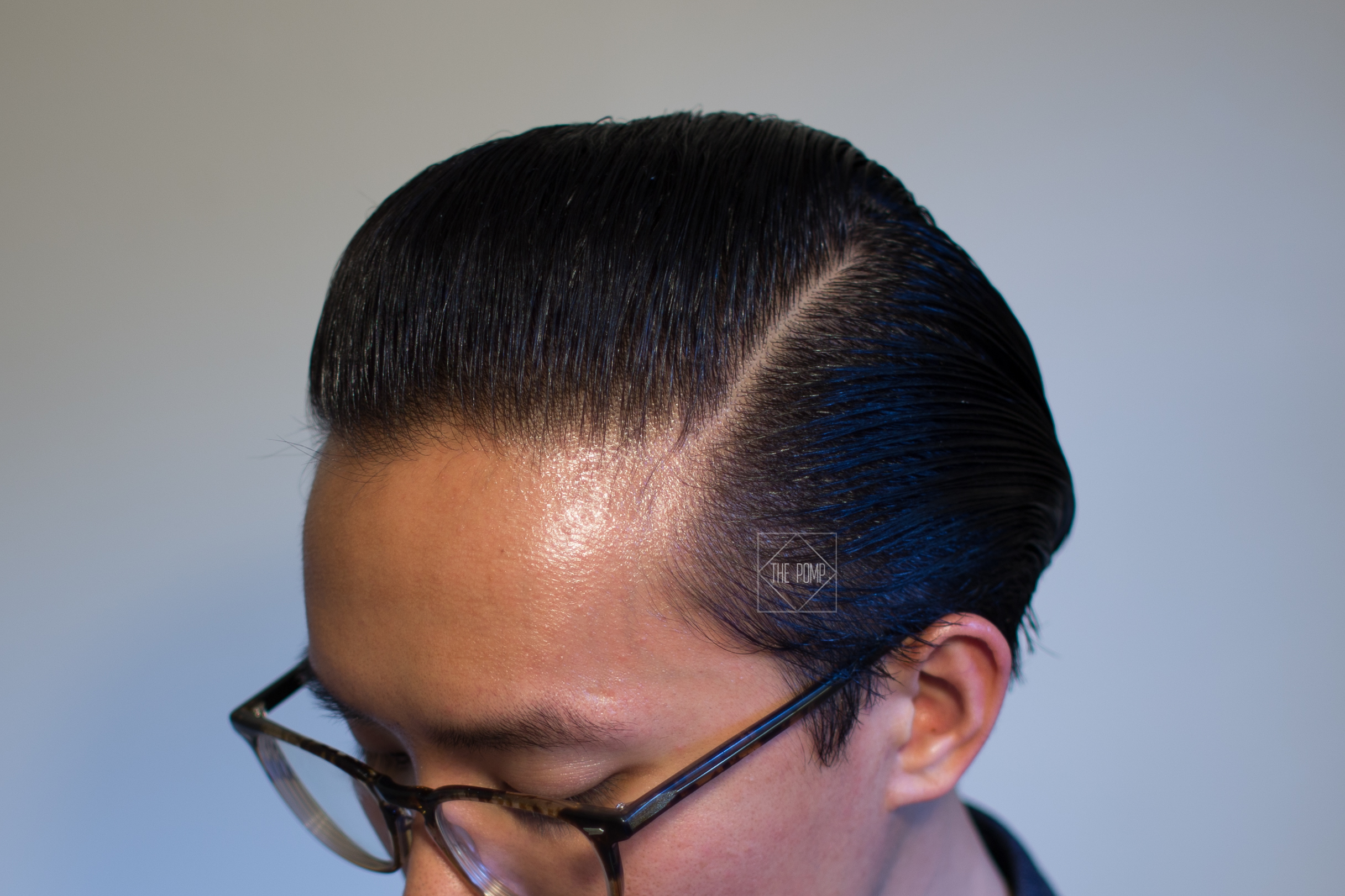 The Mail Room Barber Pomade final part