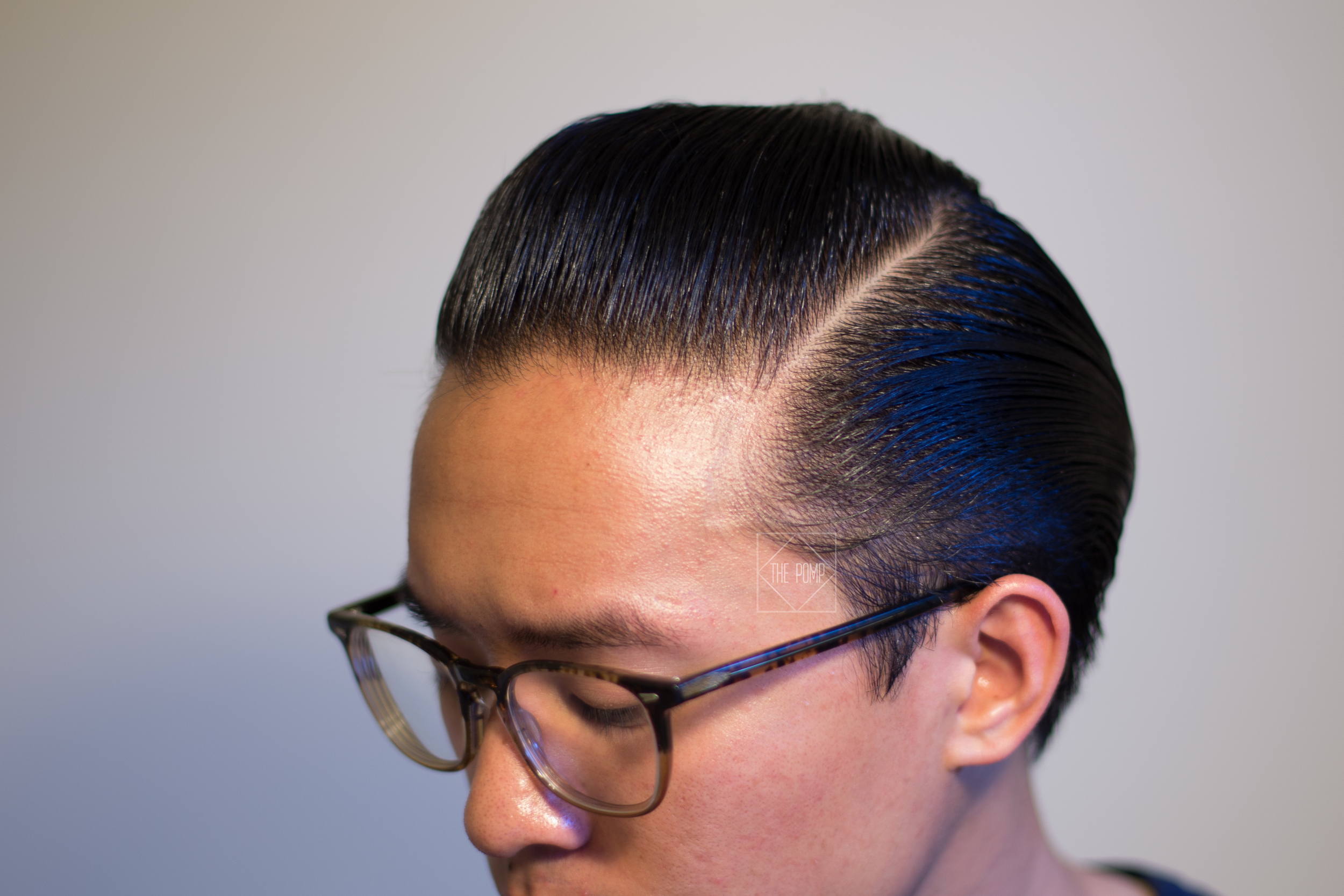Rustin Classic Hold Pomade part