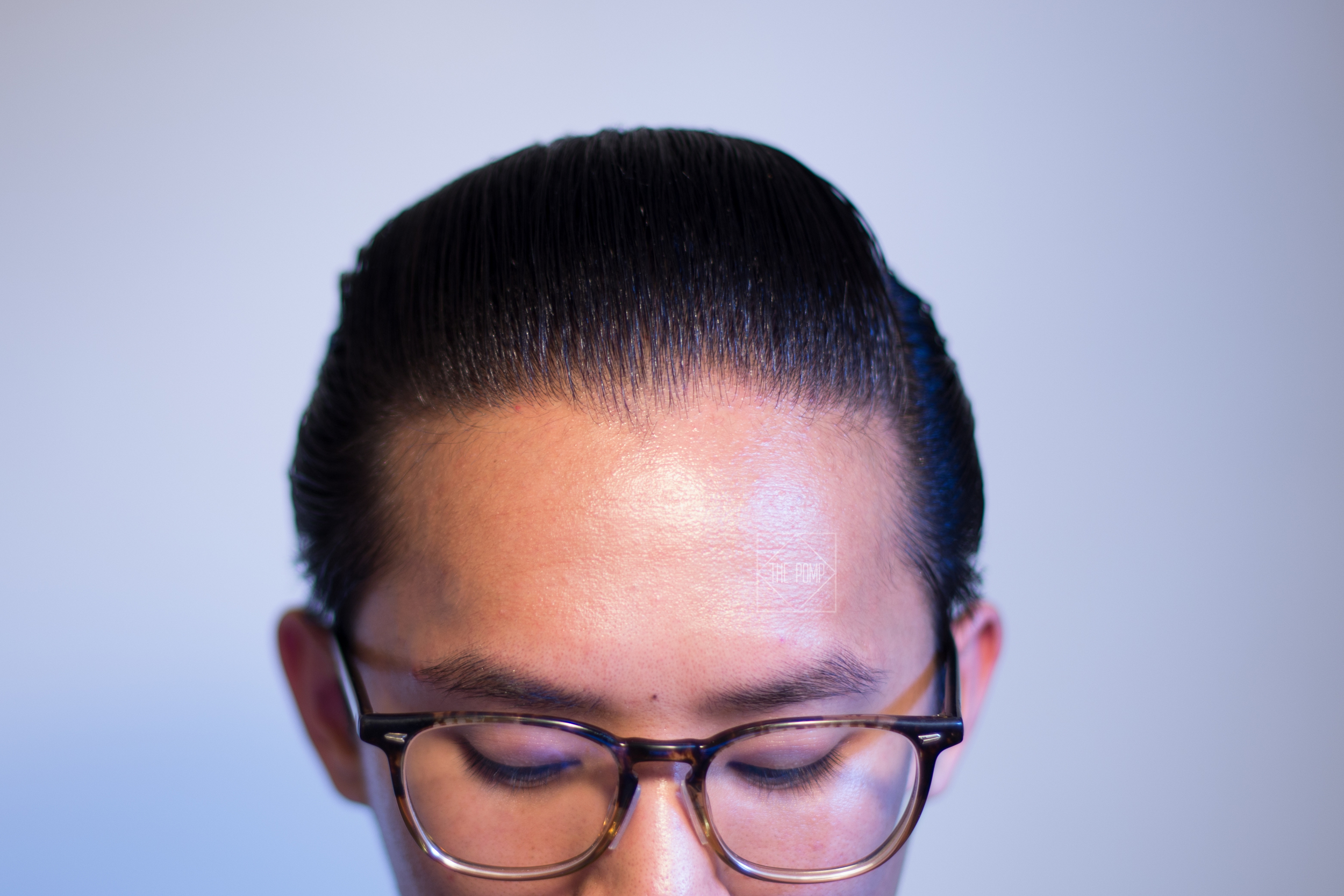 Rustin Classic Hold Pomade final pomp