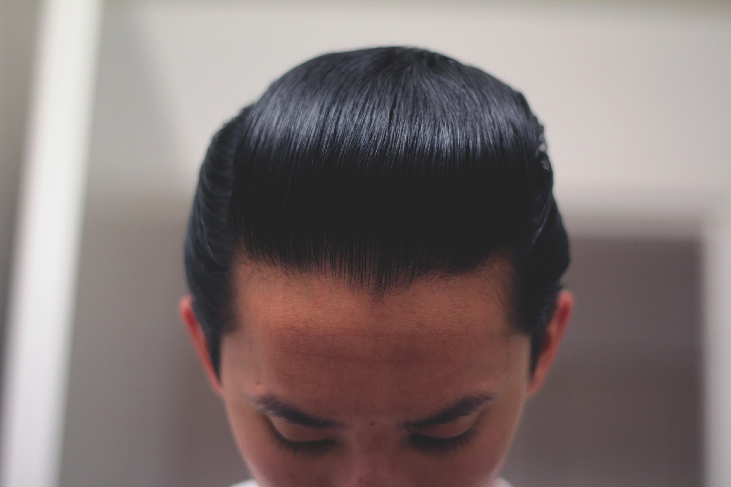 Lockhart's Authentic Hair Pomade Medium Hold - top