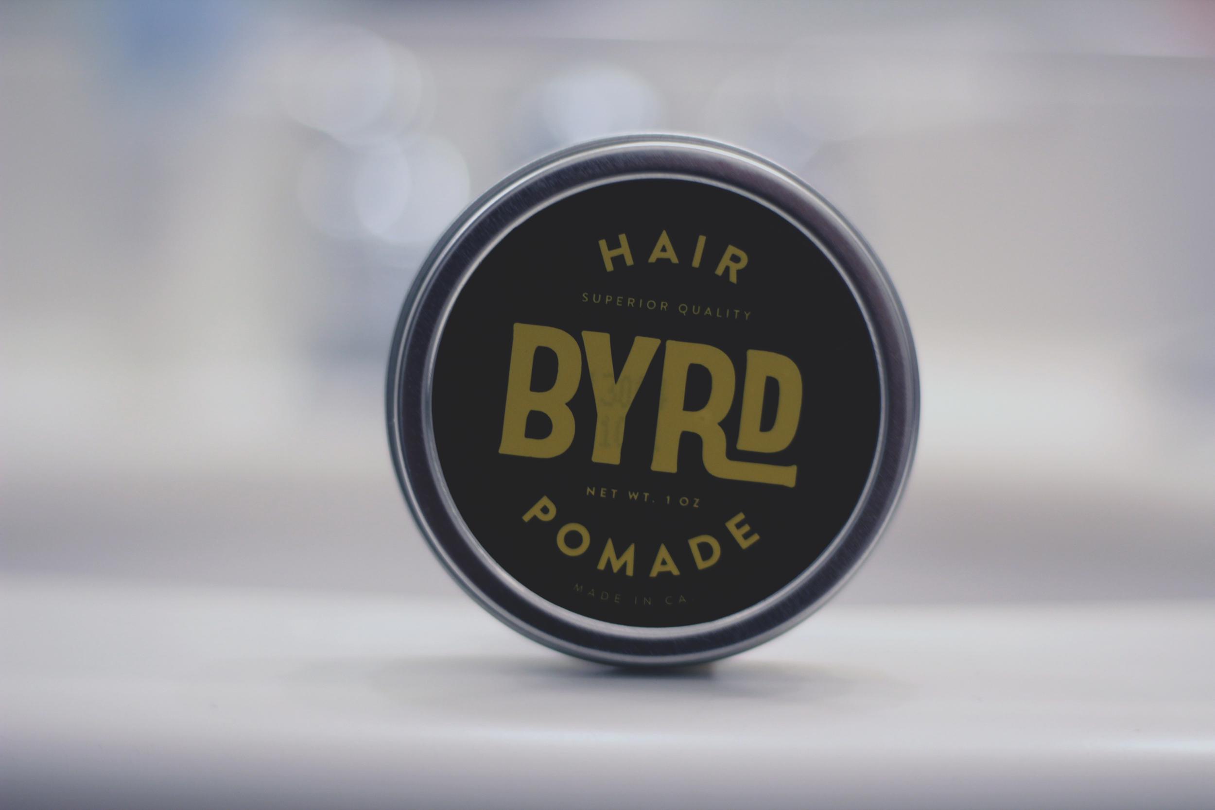 Byrd Hair Pomade - jar