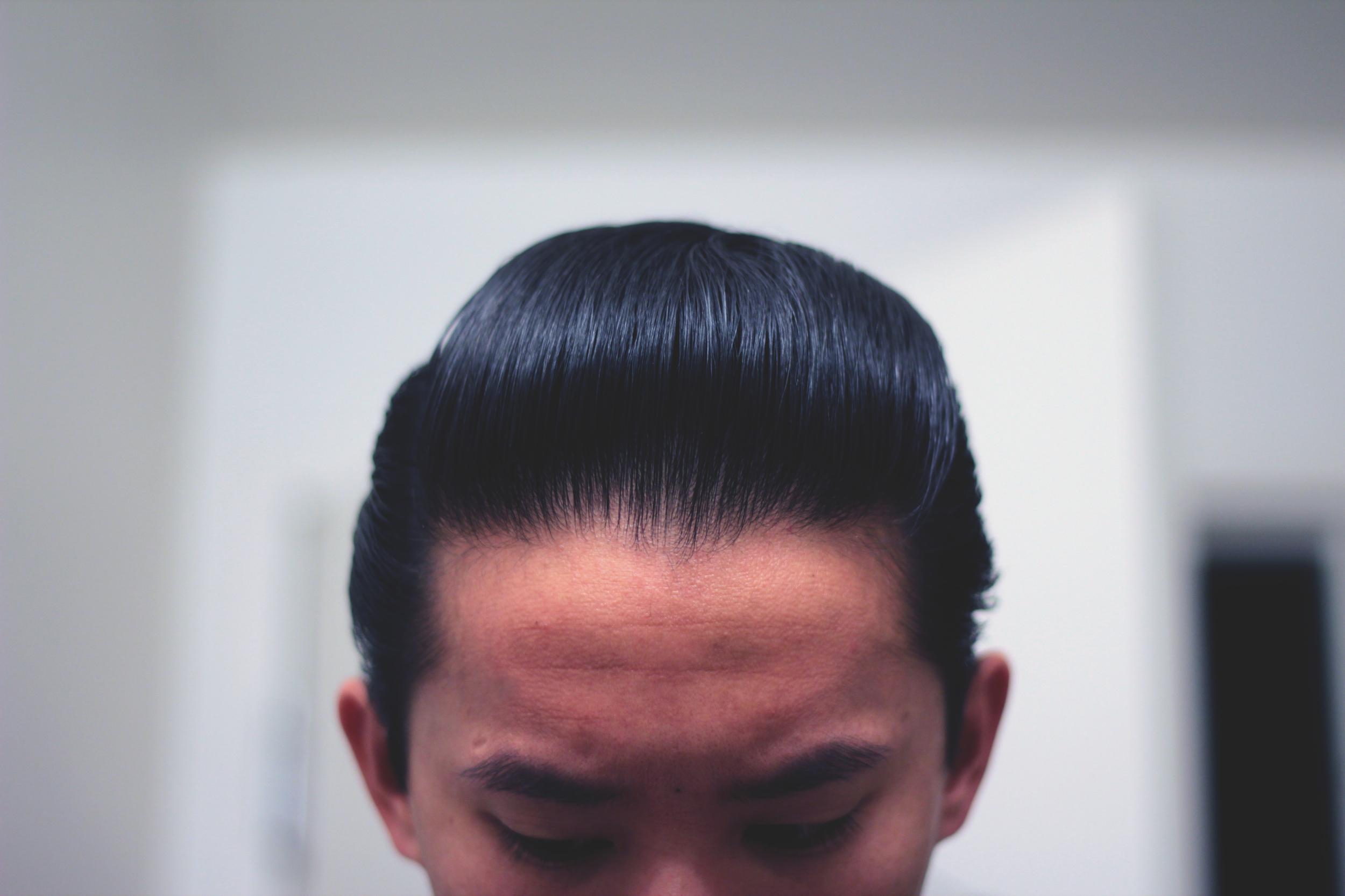 Byrd Hair Pomade - pomp
