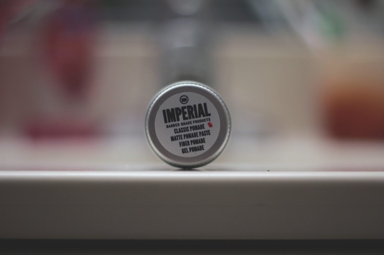 Imperial Classic Pomade - jar