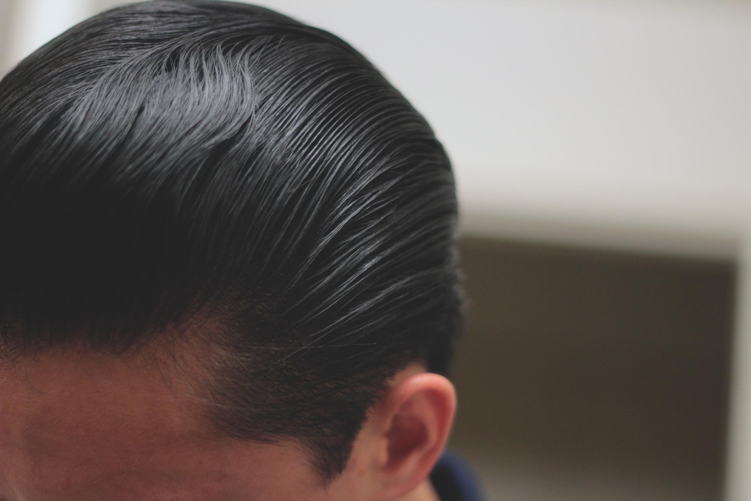 Imperial Classic Pomade - pomp slickness