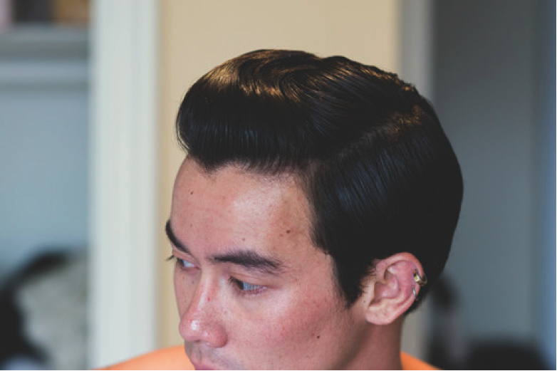 Dax Wave and Groom Hair Dressing part