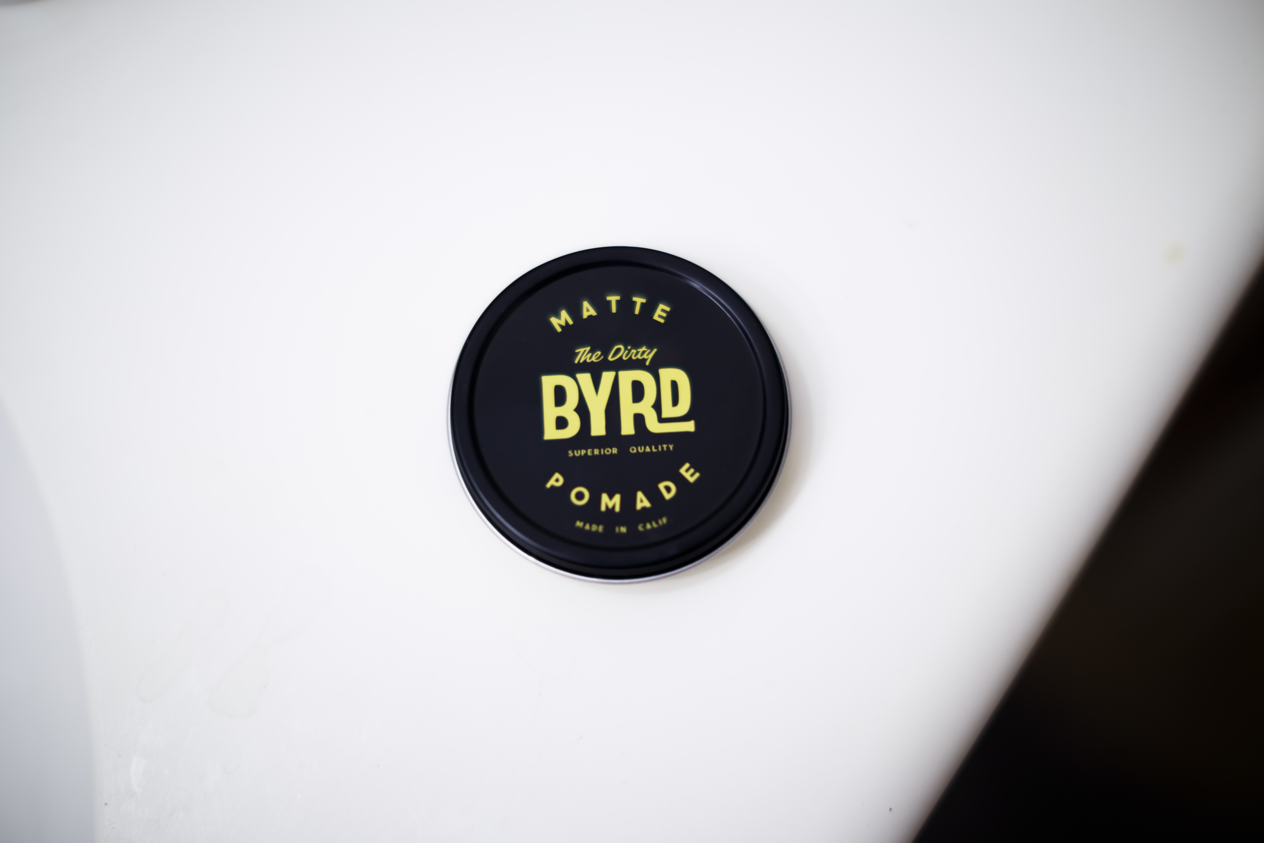 'The Dirty' Byrd Matte Pomade