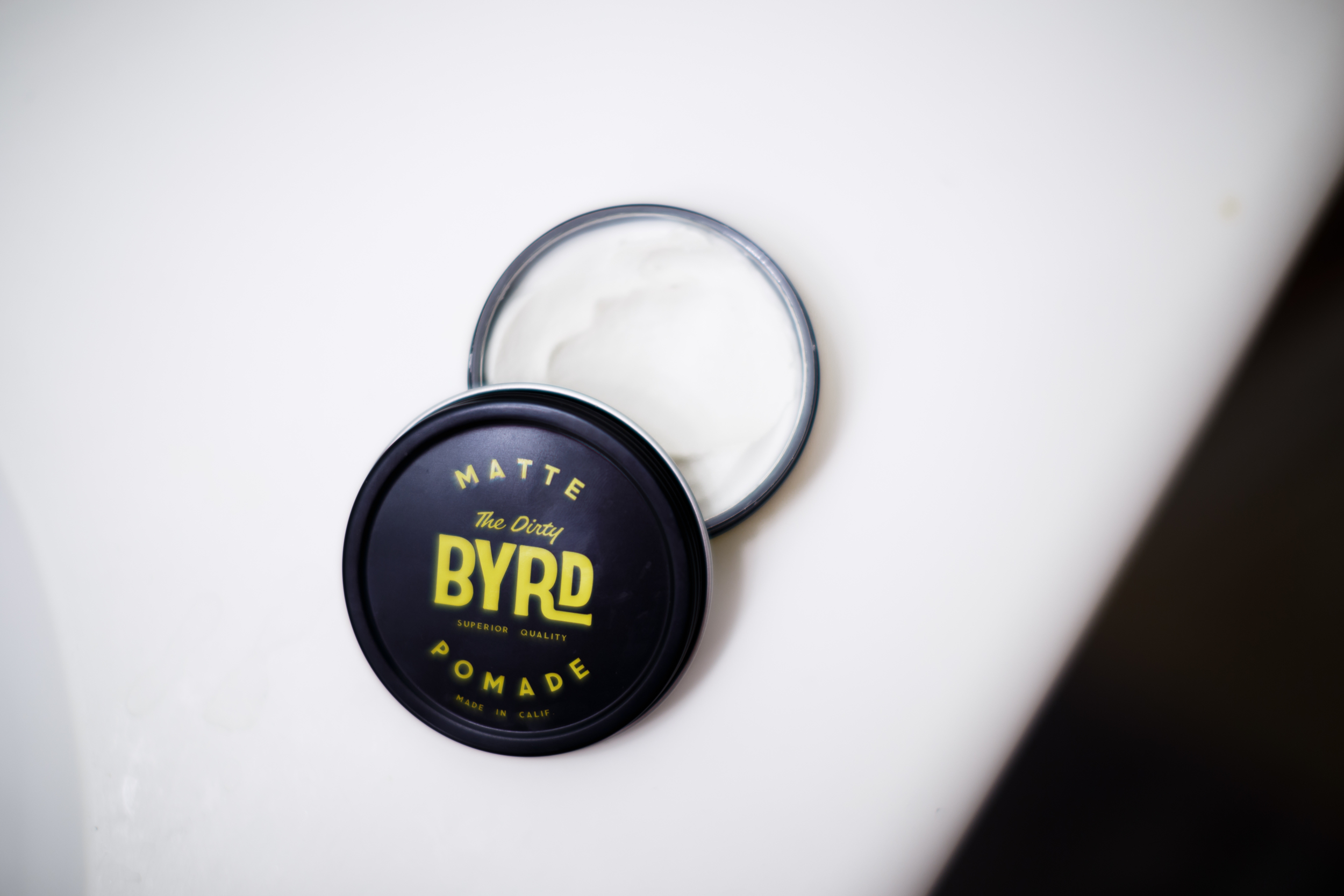 'The Dirty' Byrd Matte Pomade texture