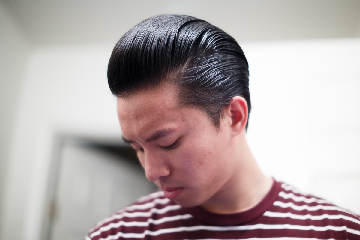 Byrd 'The Slick' Classic Pomade slickness