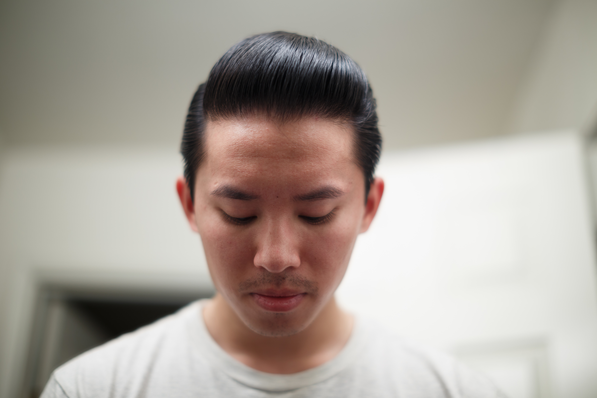 The Pomp Hairstyle Pomp Pomade Pompadour Rustin Heavy Hold