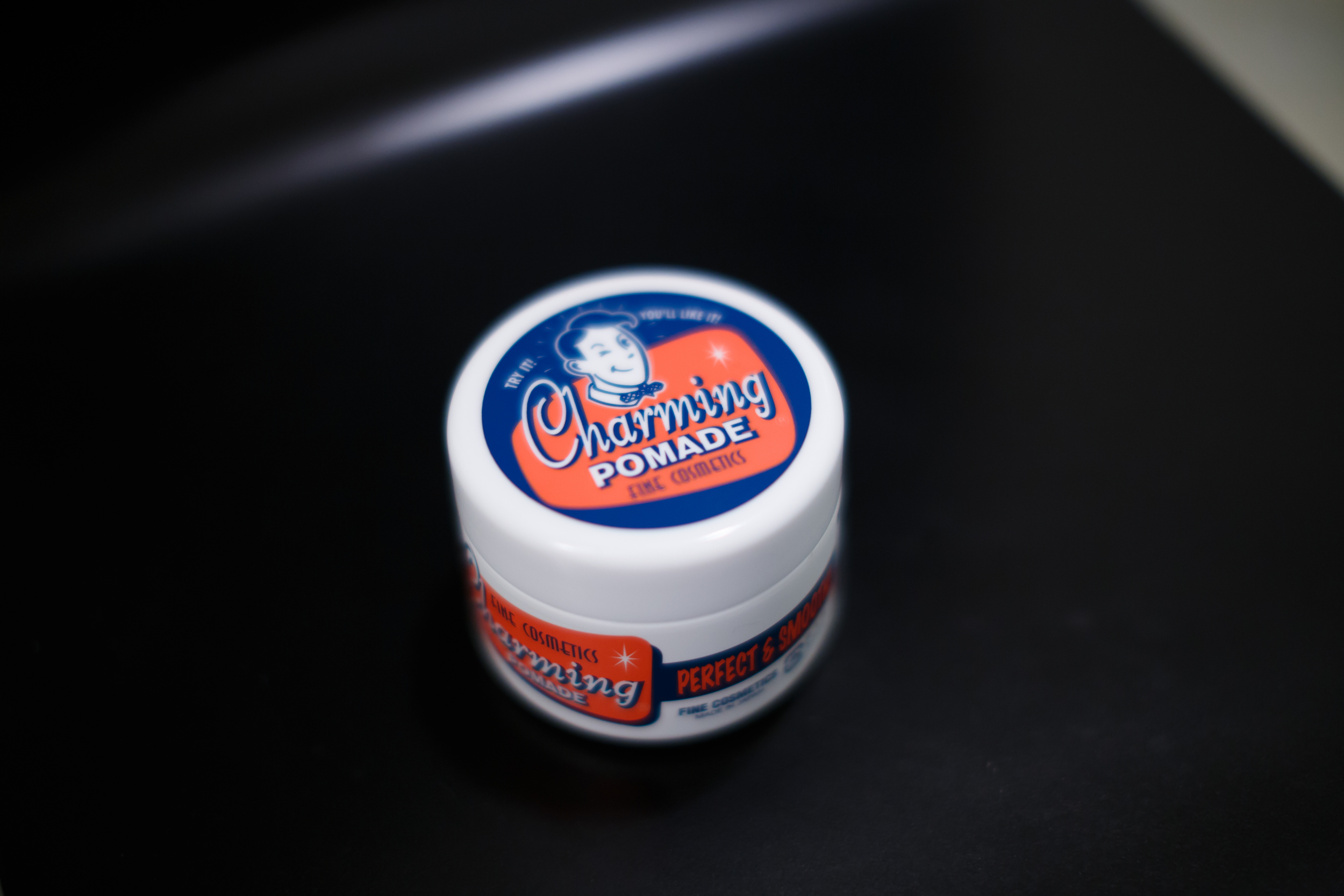 Charming Pomade Cool Grease CoolGrease Hedgelion Japan Japanese Hair Hairstyle Pomp Pompadour