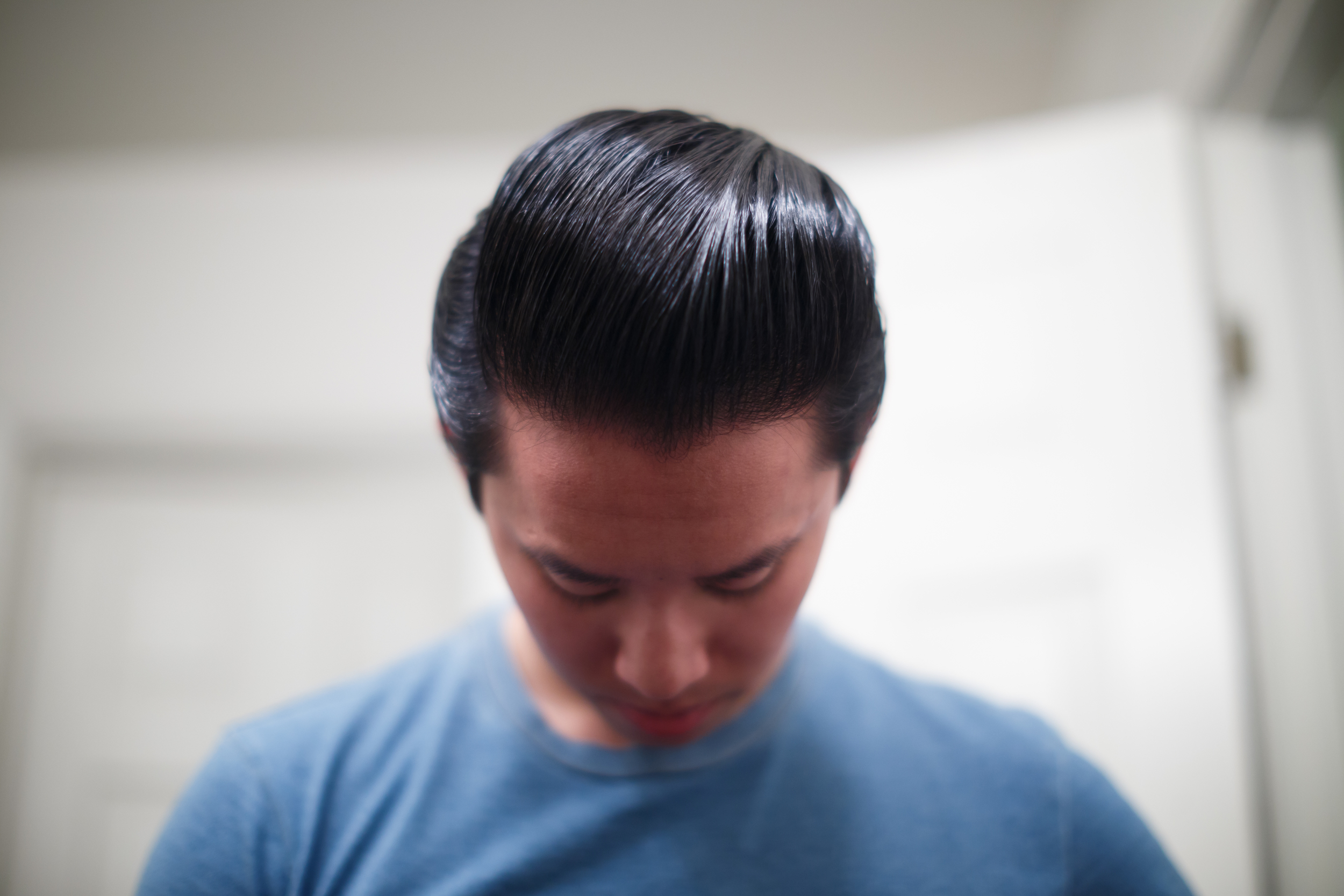 Charming Pomade Cool Grease CoolGrease Hedgelion Japan Japanese Hair Hairstyle Pomp Pompadour fwe