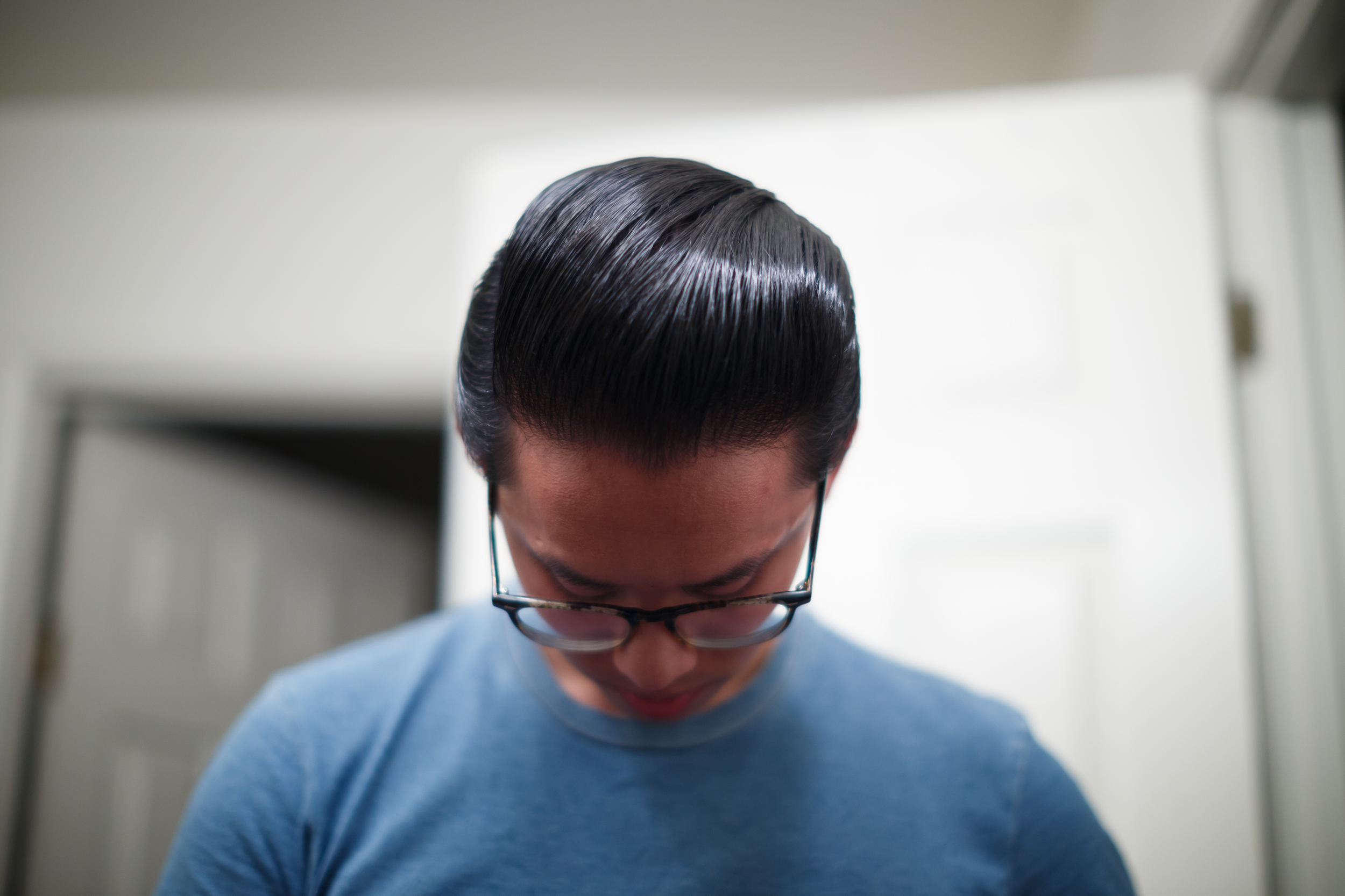 Charming Pomade Cool Grease CoolGrease Hedgelion Japan Japanese Hair Hairstyle Pomp Pompadour r3efs