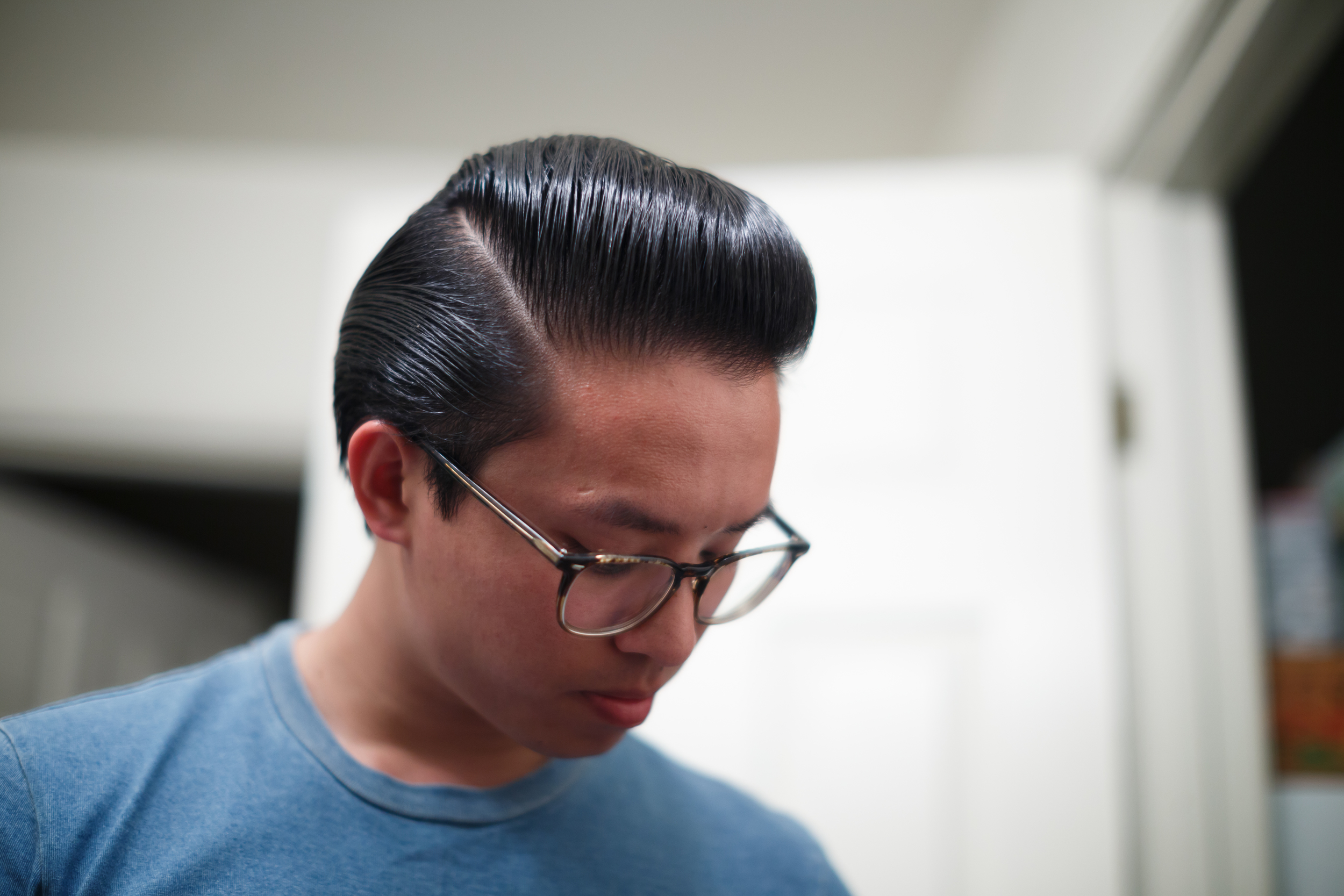 Charming Pomade Cool Grease CoolGrease Hedgelion Japan Japanese Hair Hairstyle Pomp Pompadours dfsf3