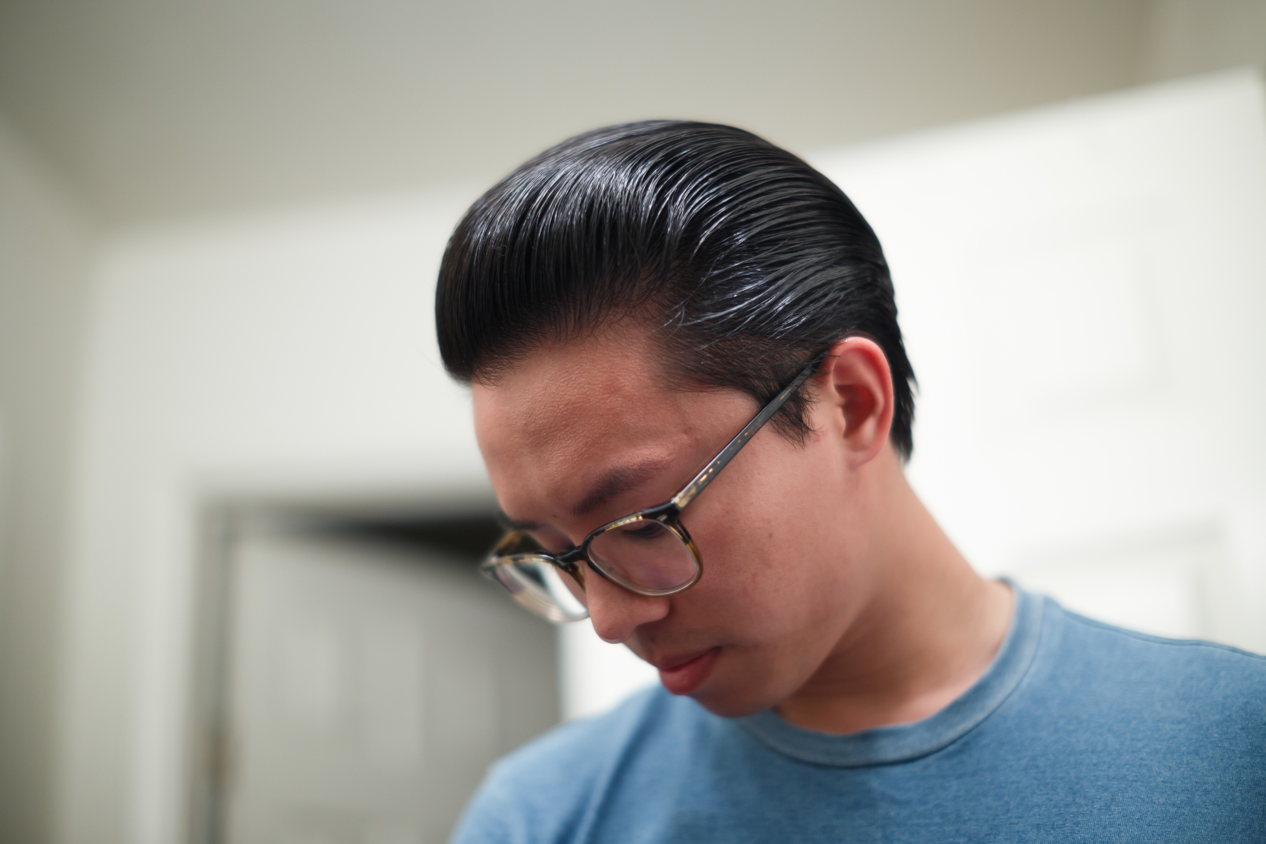 Charming Pomade Cool Grease CoolGrease Hedgelion Japan Japanese Hair Hairstyle Pomp Pompadour sf3q3