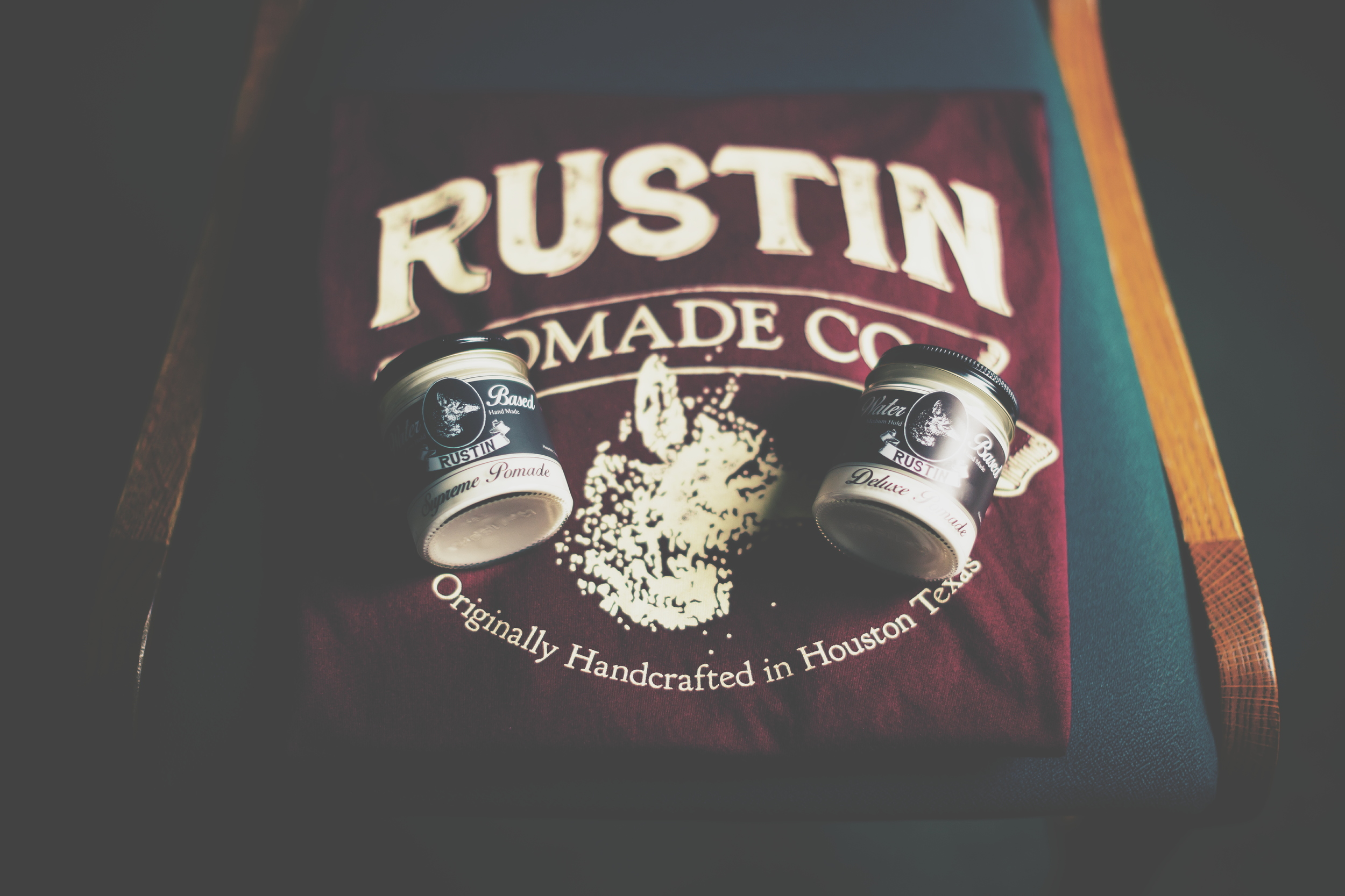 Interview with Rocky Lopez of Rustin Pomade