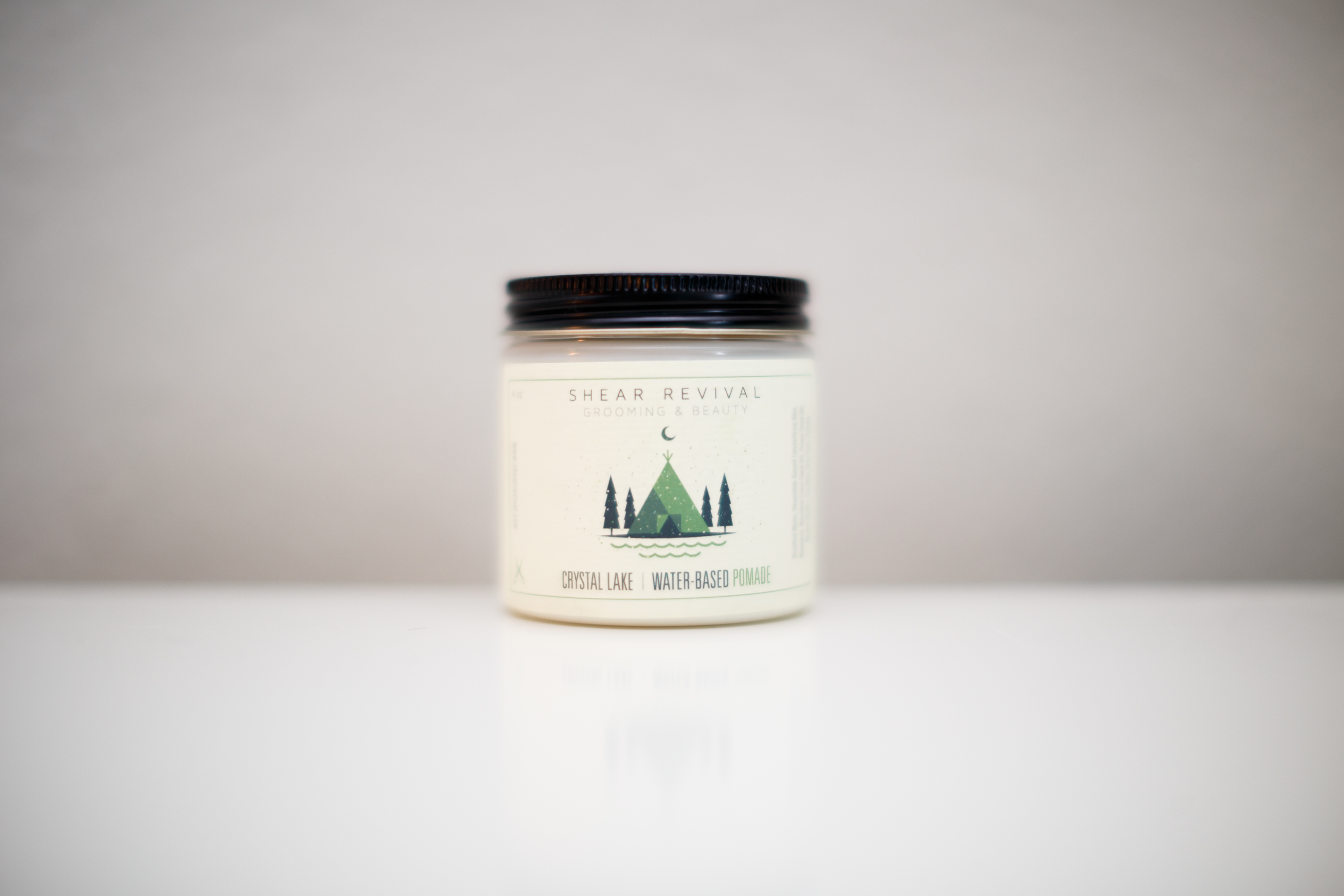 Best Water-Based Pomade of 2015 -- Shear Revival Crystal Lake