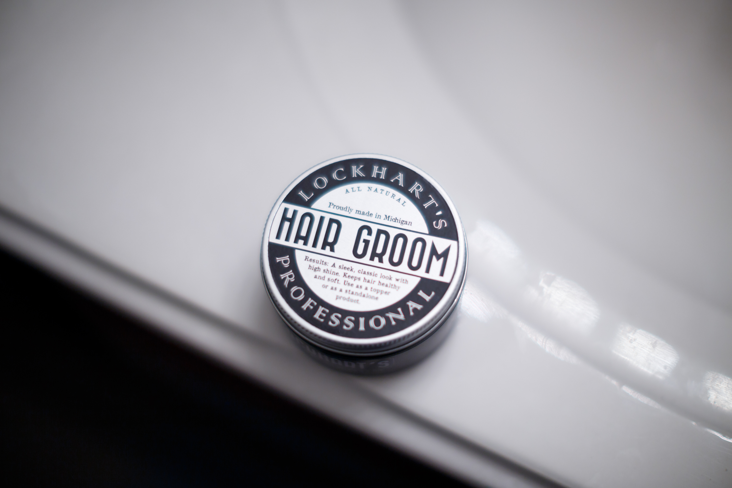 Lockhart's Professional Hair Groom Review ThePomp Pomp Pompadour Hair Butter Cream Lotion Pomade