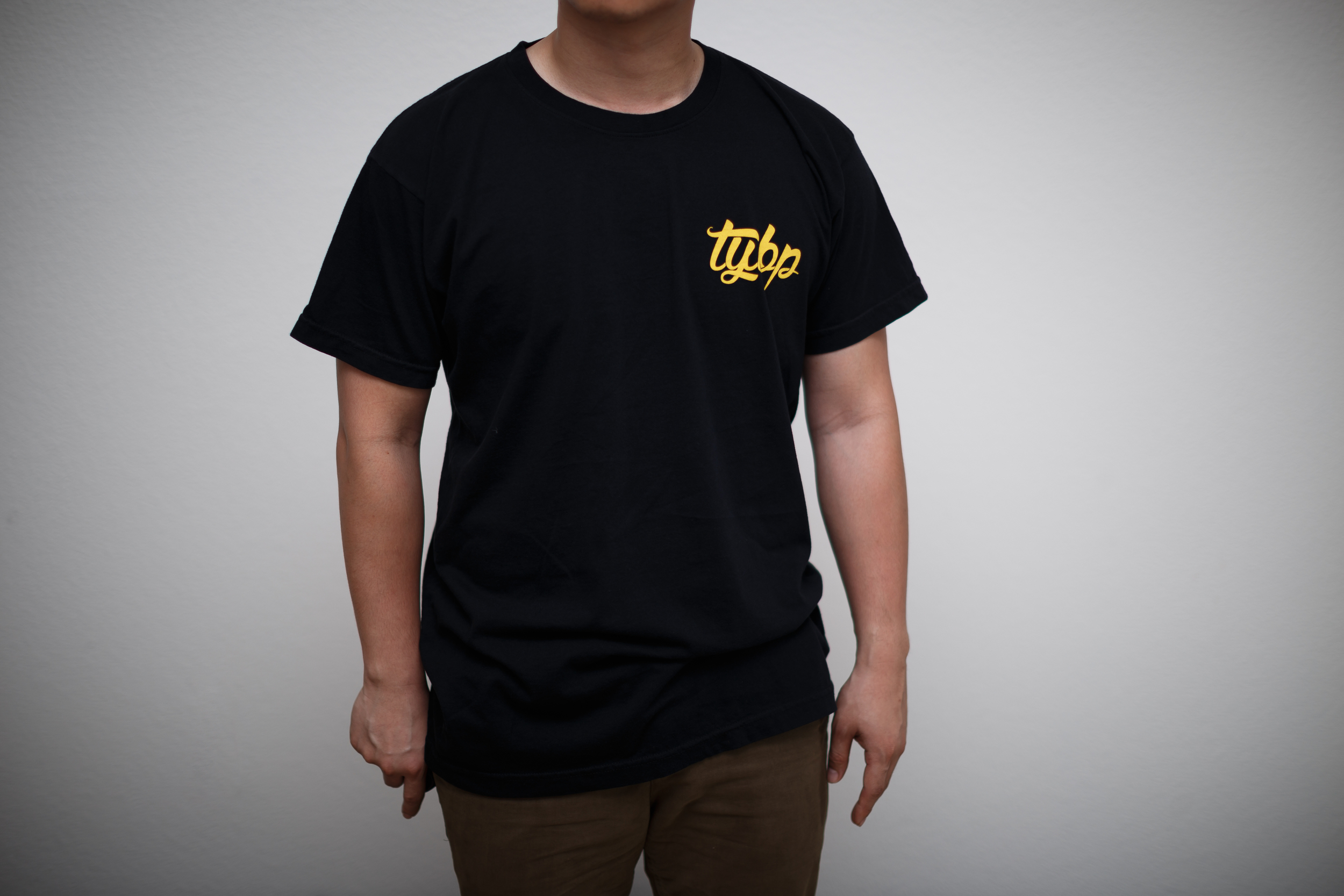 TYBP Shirt by The Pomp -- Thank You Based Pomp ThePomp Design