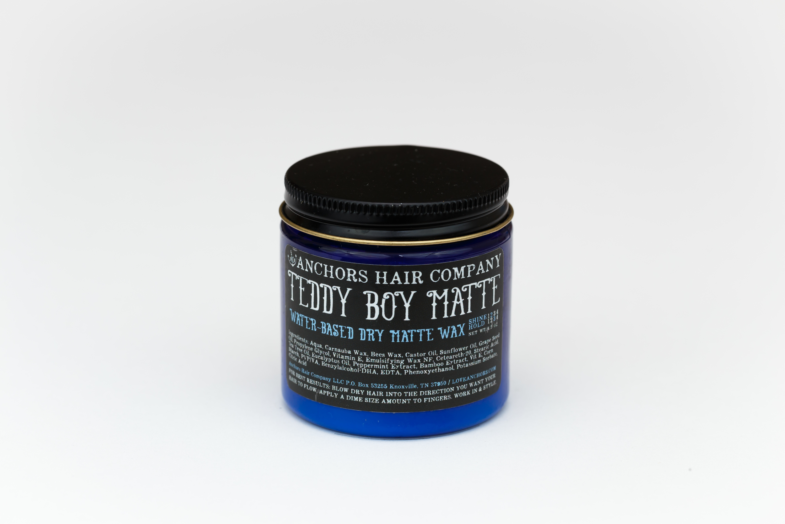 Anchors Teddy Boy Matte -- $16.50 with promo code THEPOMP
