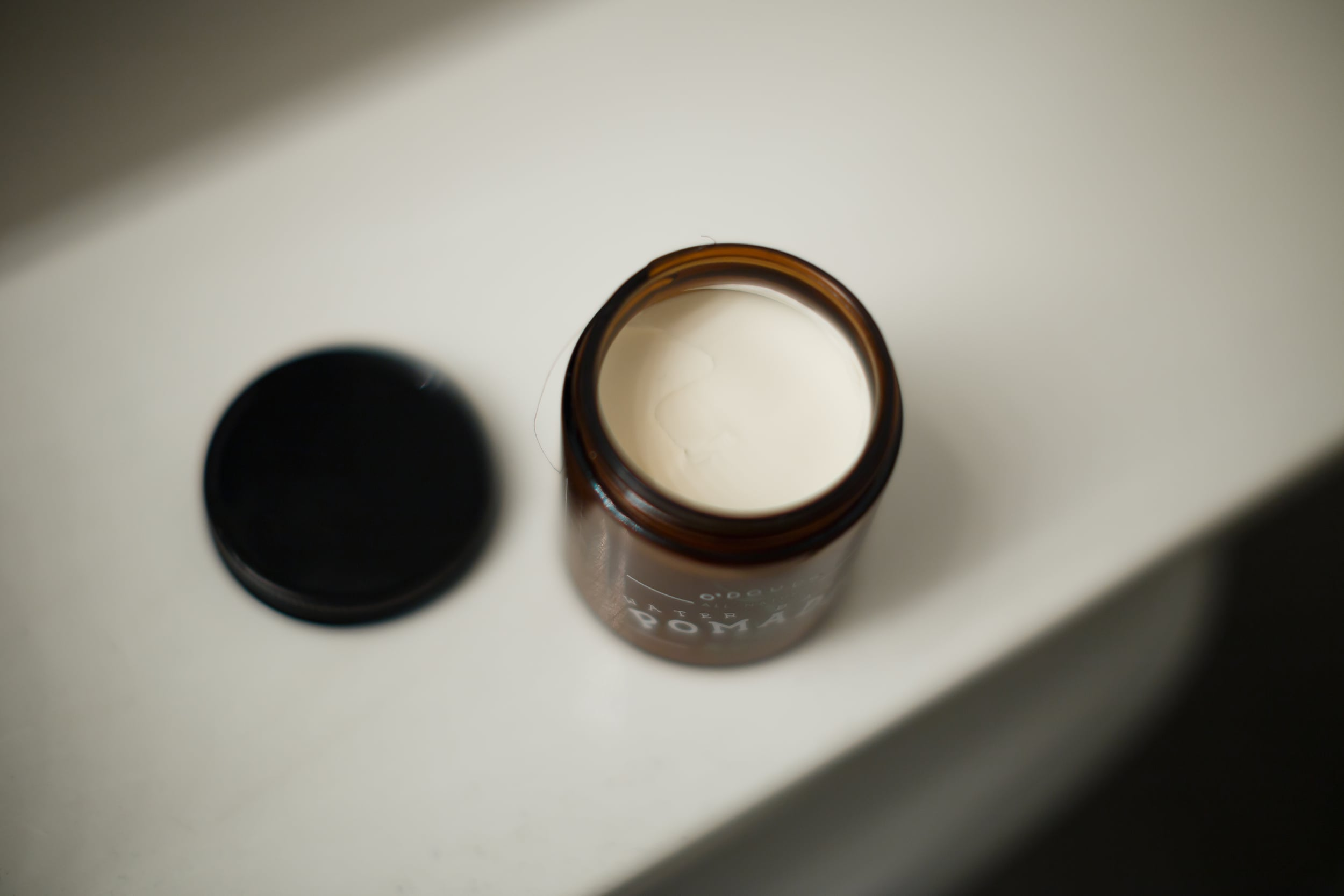 O'Douds Water Based Pomade Review by The Pomp | Pompadour ThePomp Thank You Based Pomp TYBP Unorthodox Non-Drying