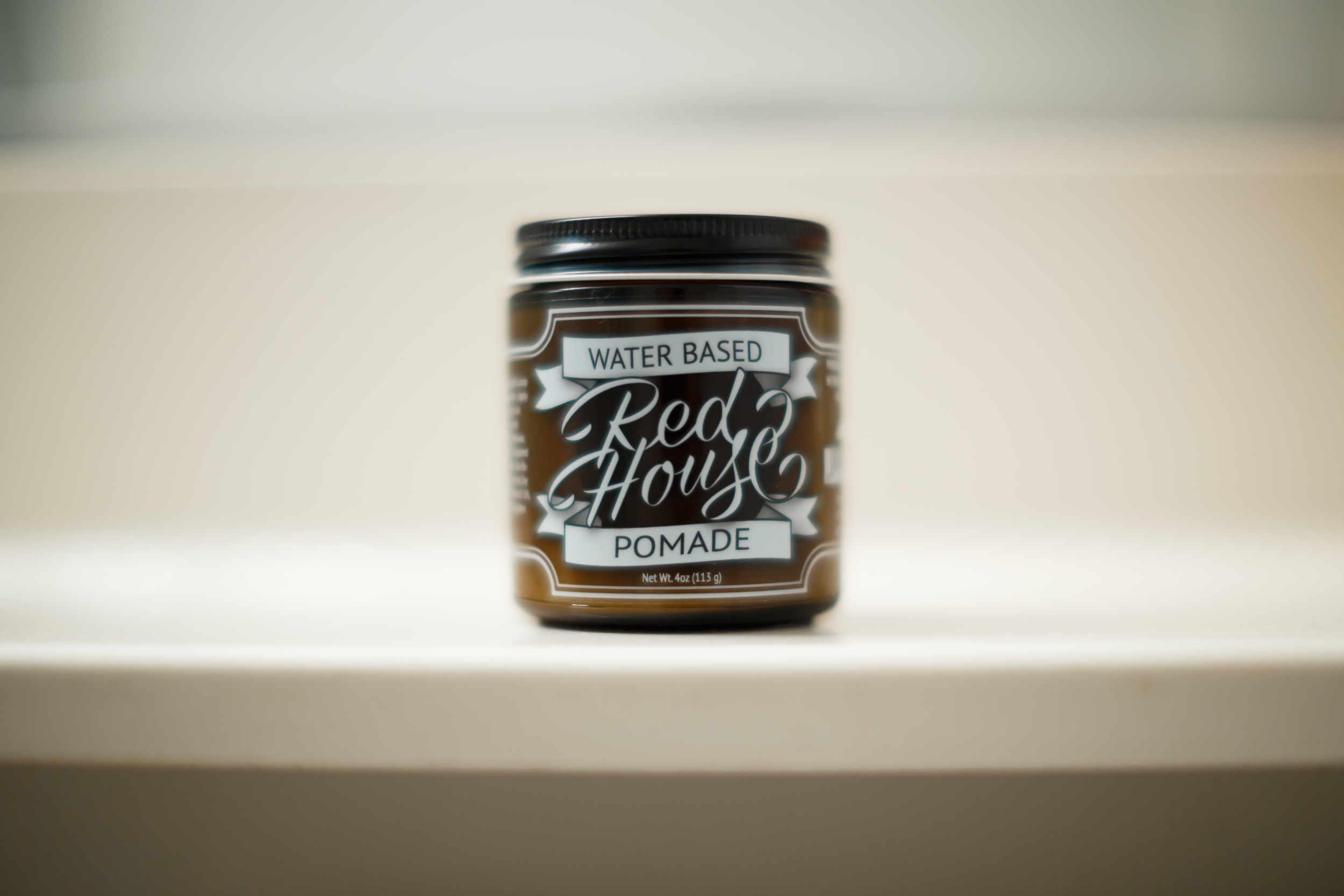 Red House Water-Based Pomade Review by The Pomp