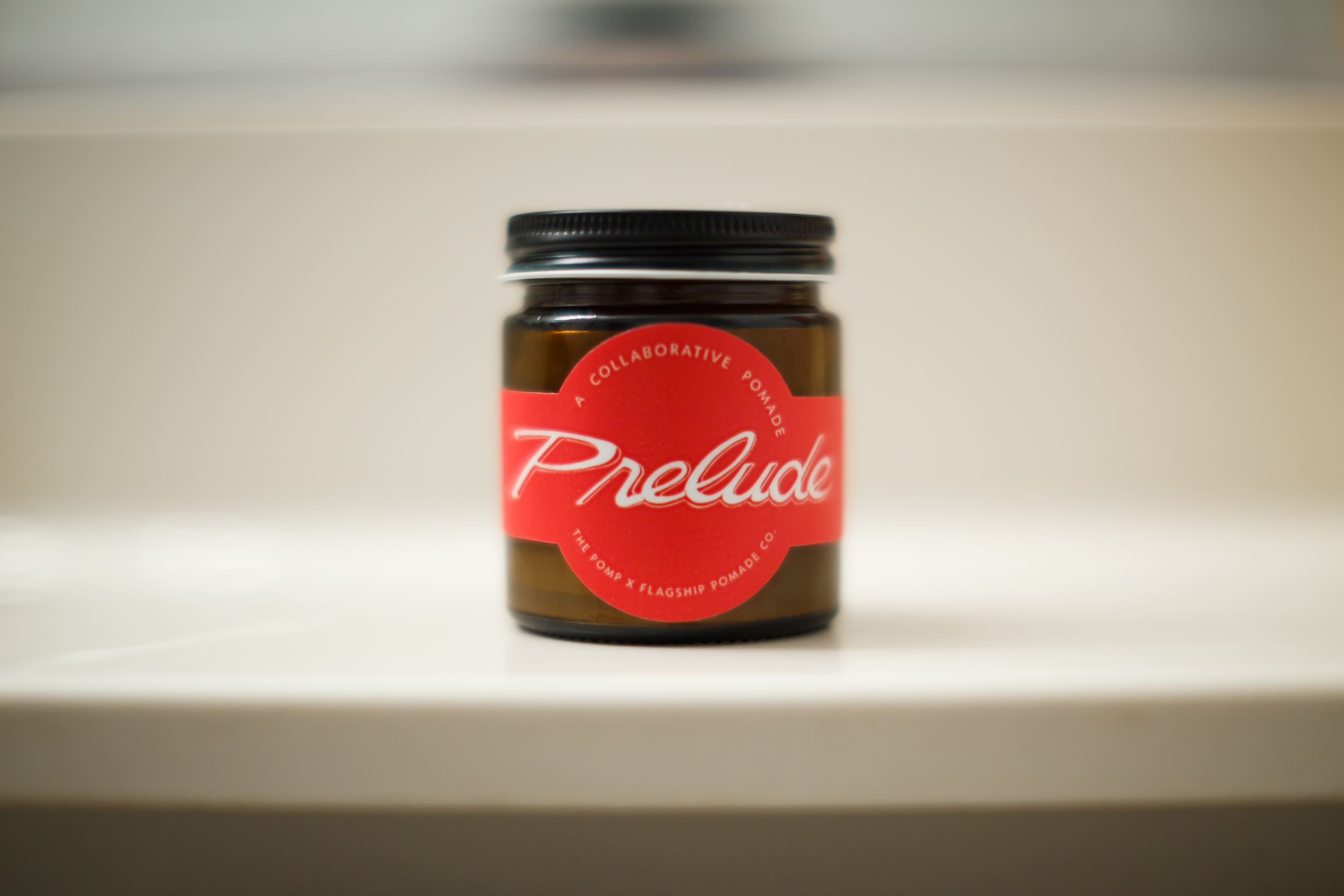 Prelude Pseudo-Review by The Pomp   Collaborative Pomade by The Pomp & Flagship Pomade Company